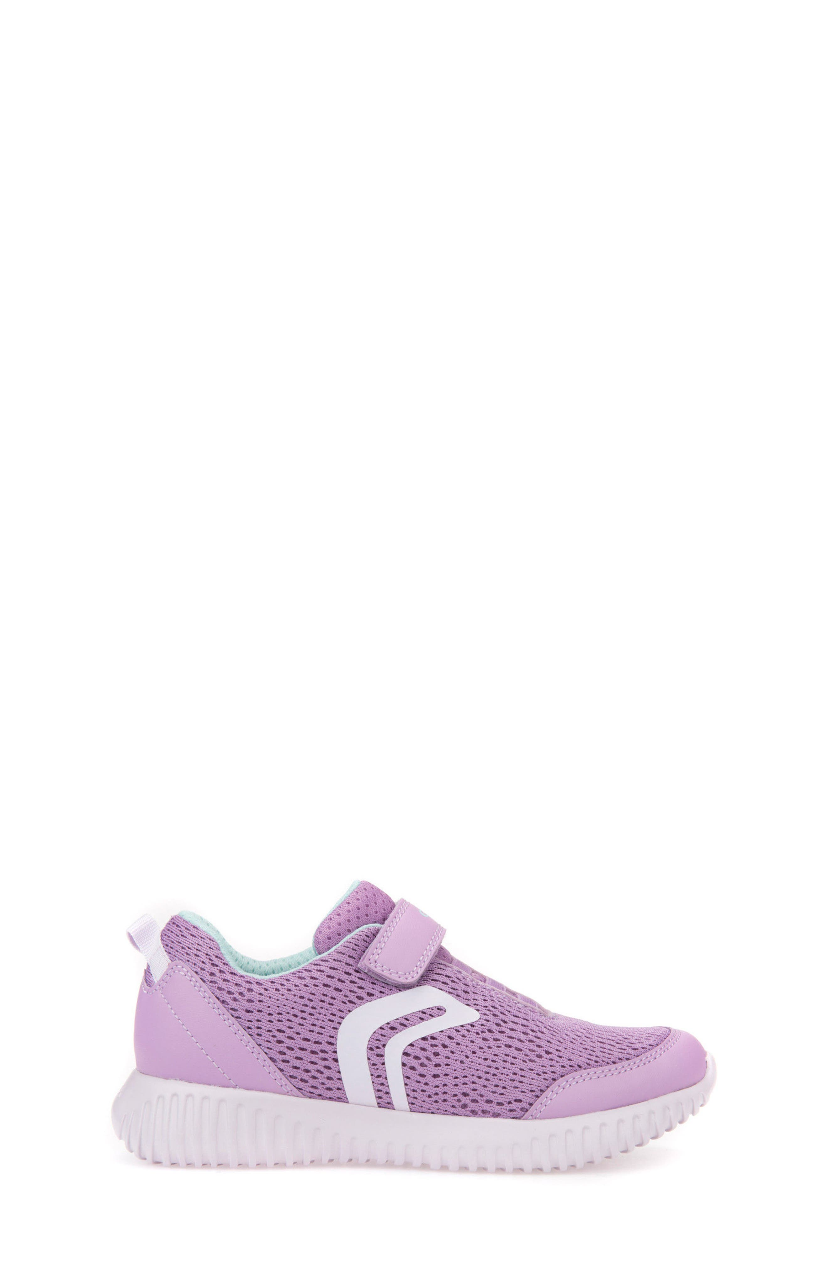 Waviness Sneaker,                             Alternate thumbnail 3, color,                             Lilac