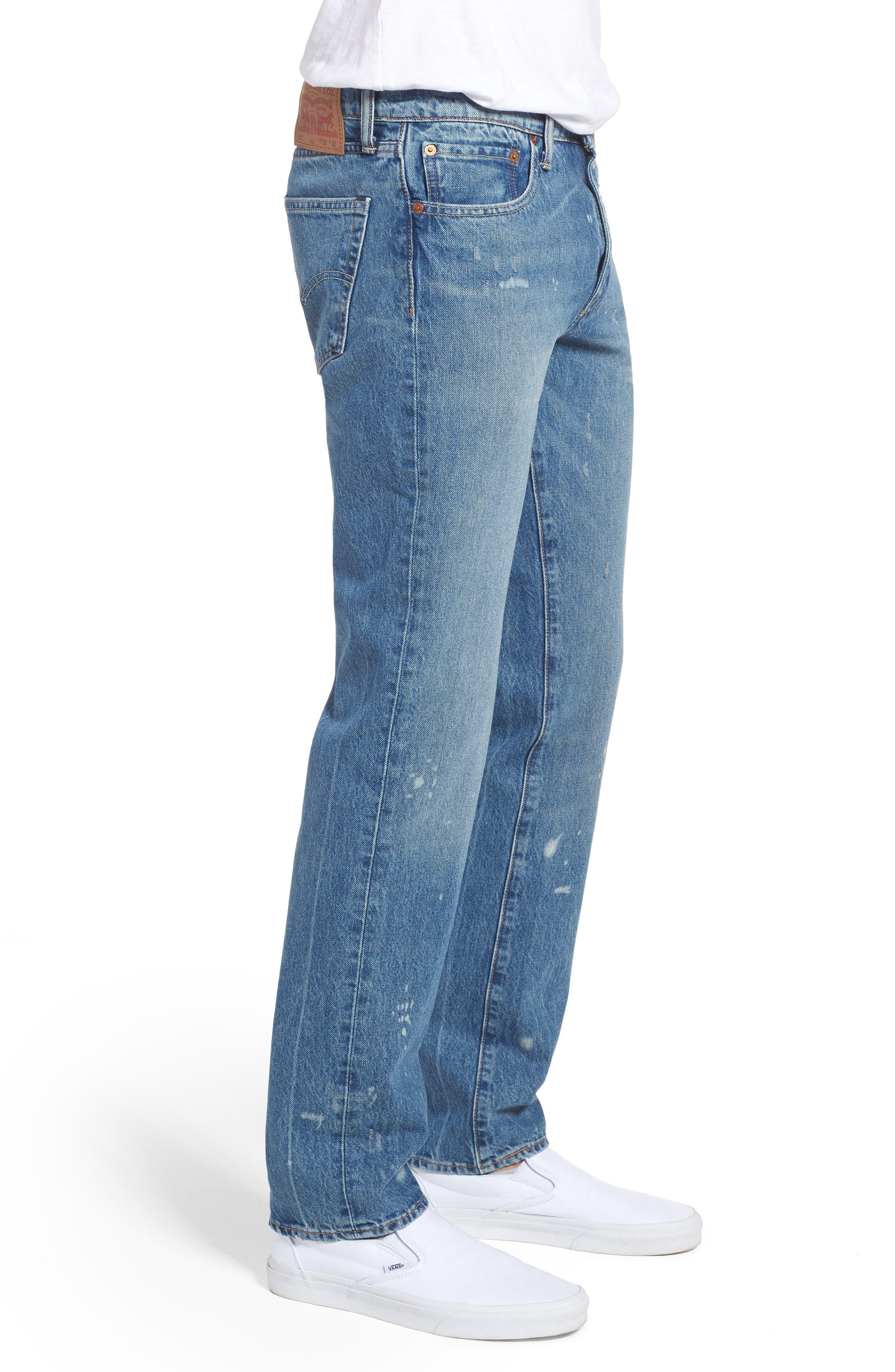 Alternate Image 3  - Levi's® 511™ Slim Fit Jeans (E Block)
