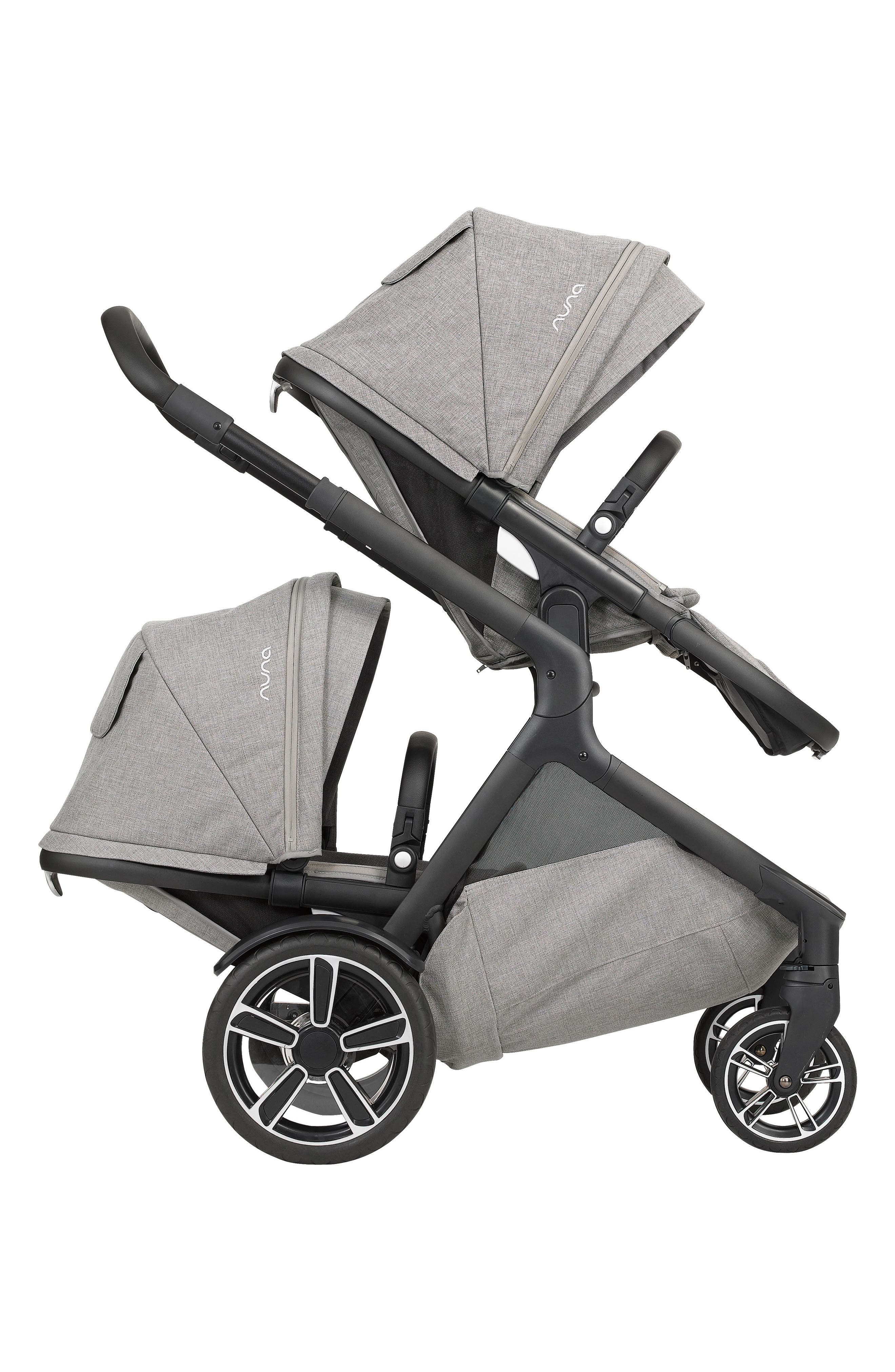 DEMI<sup>™</sup> Grow Sibling Seat Attachment for DEMI Grow Stroller,                             Alternate thumbnail 2, color,                             Frost