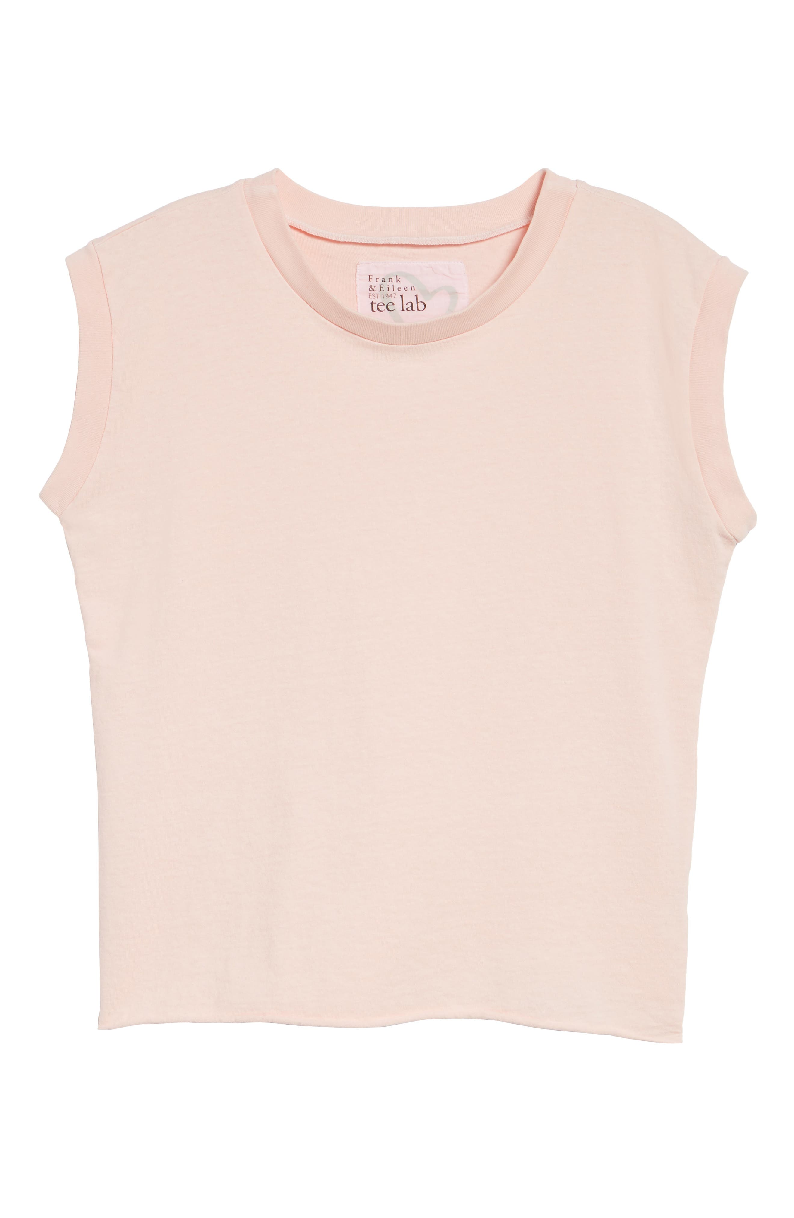 Muscle Tee,                             Alternate thumbnail 7, color,                             Love Letter