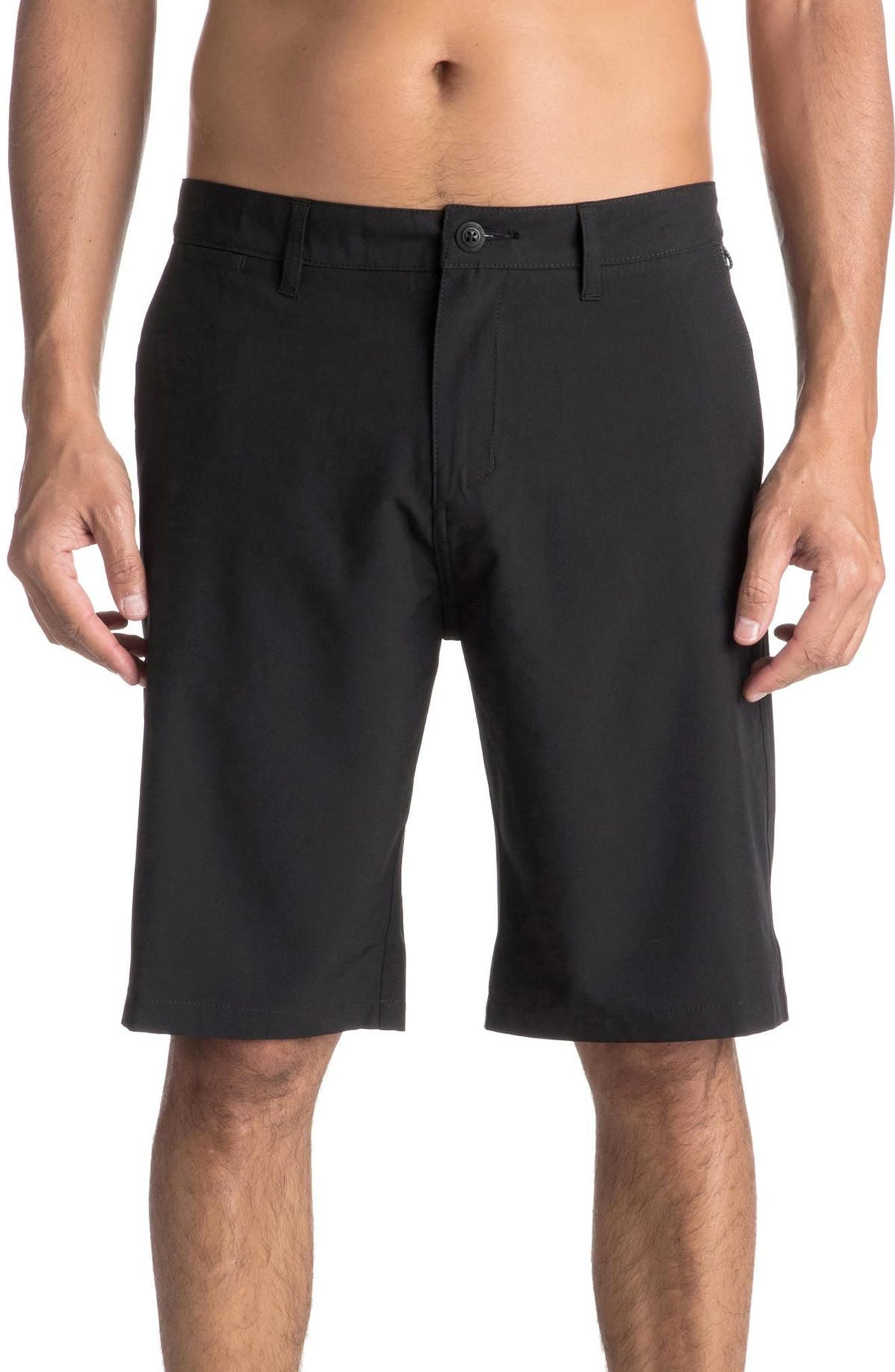 Union Amphibian Shorts,                         Main,                         color, Black