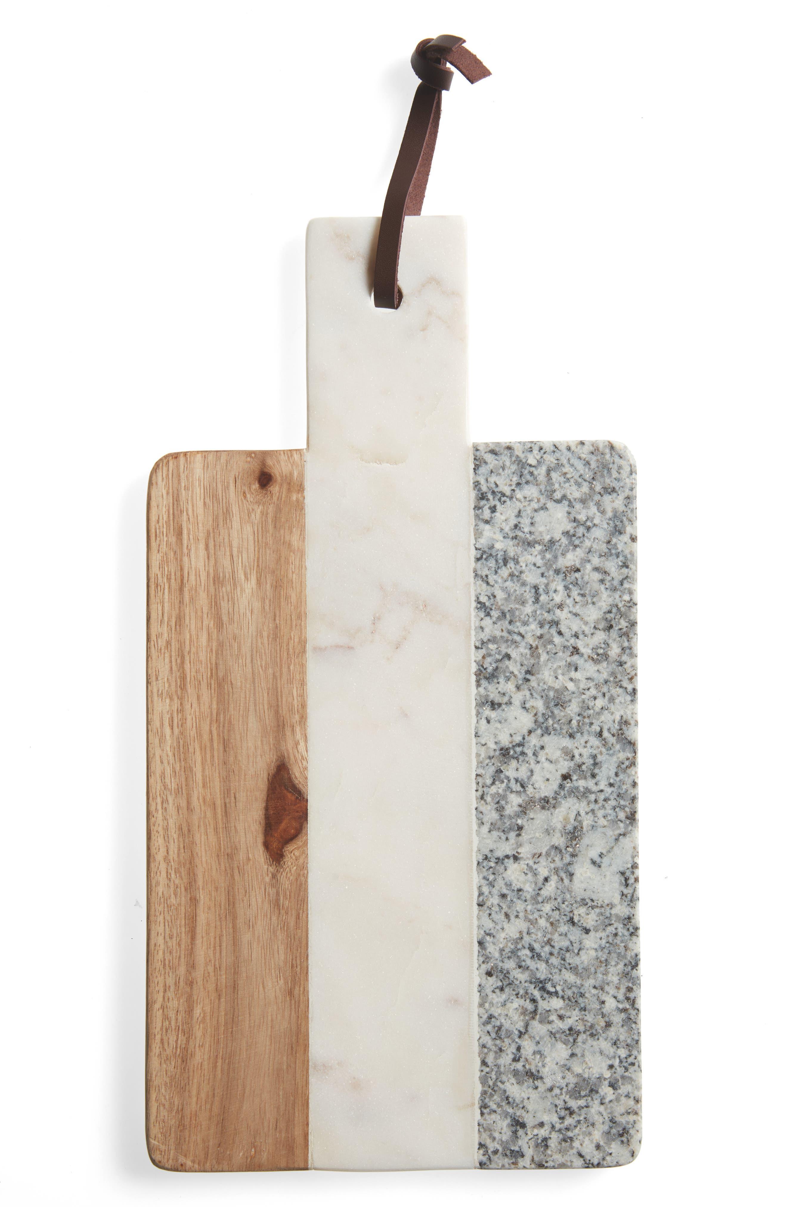 Rectangular Cutting Board,                         Main,                         color, Grey