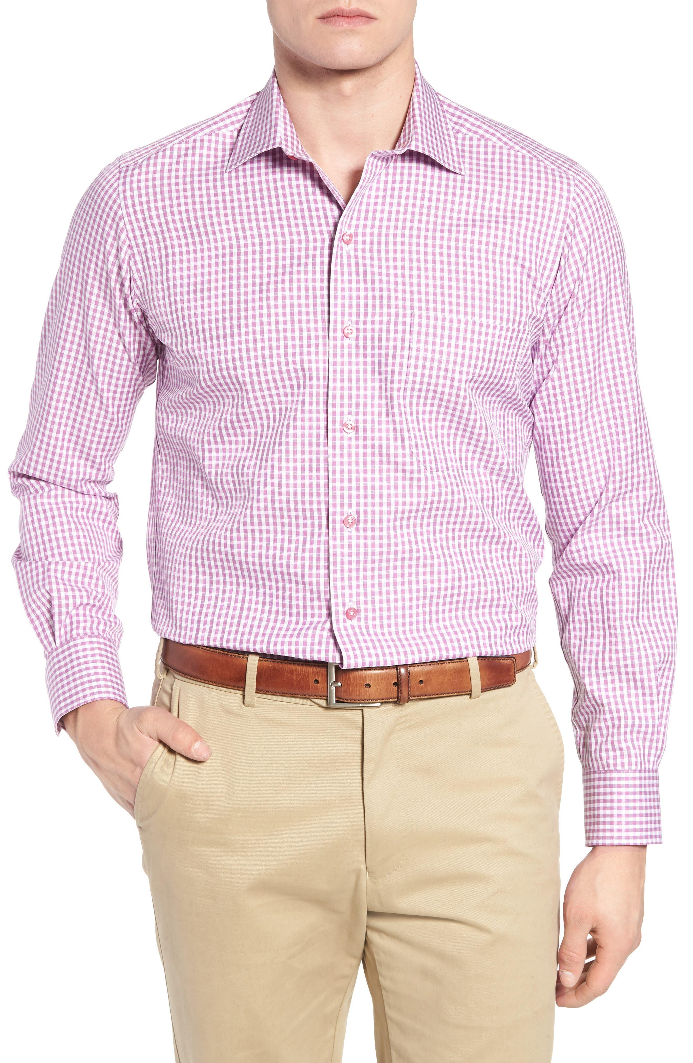 Sport Shirt,                         Main,                         color, Purple