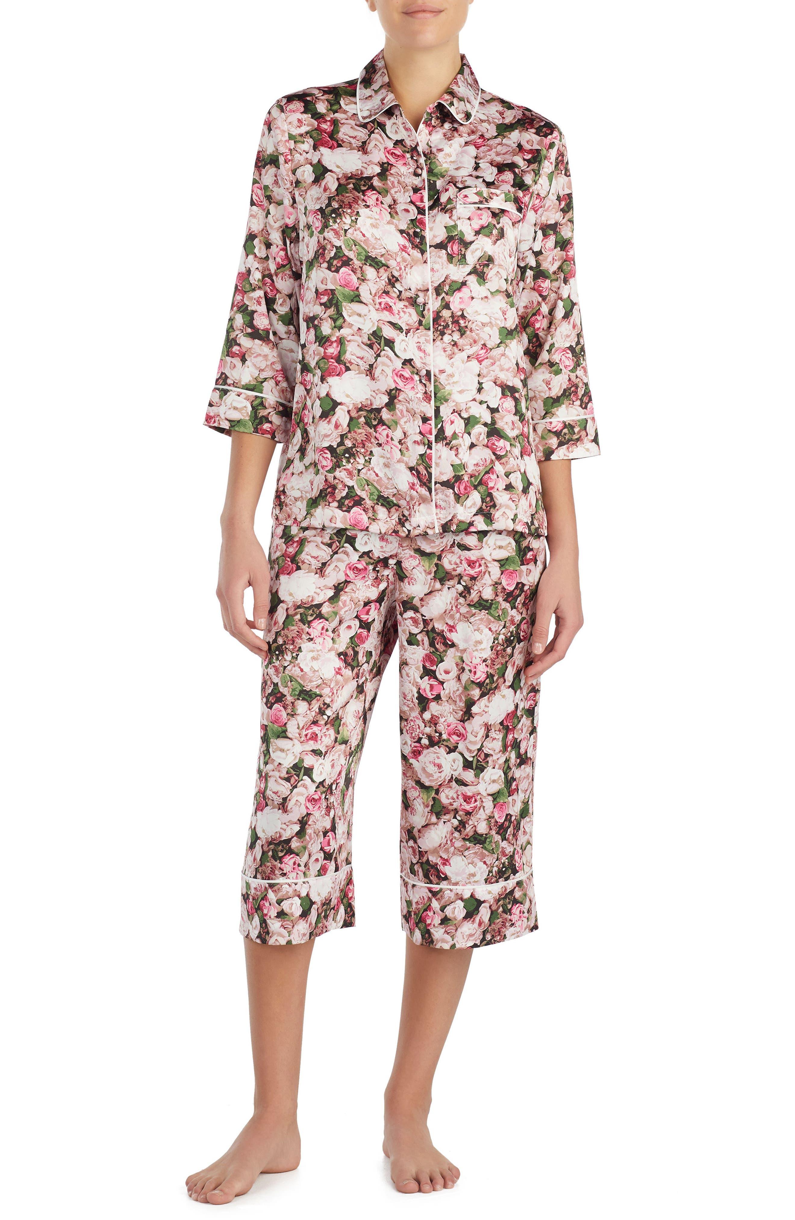 kate spade new york capri pajamas