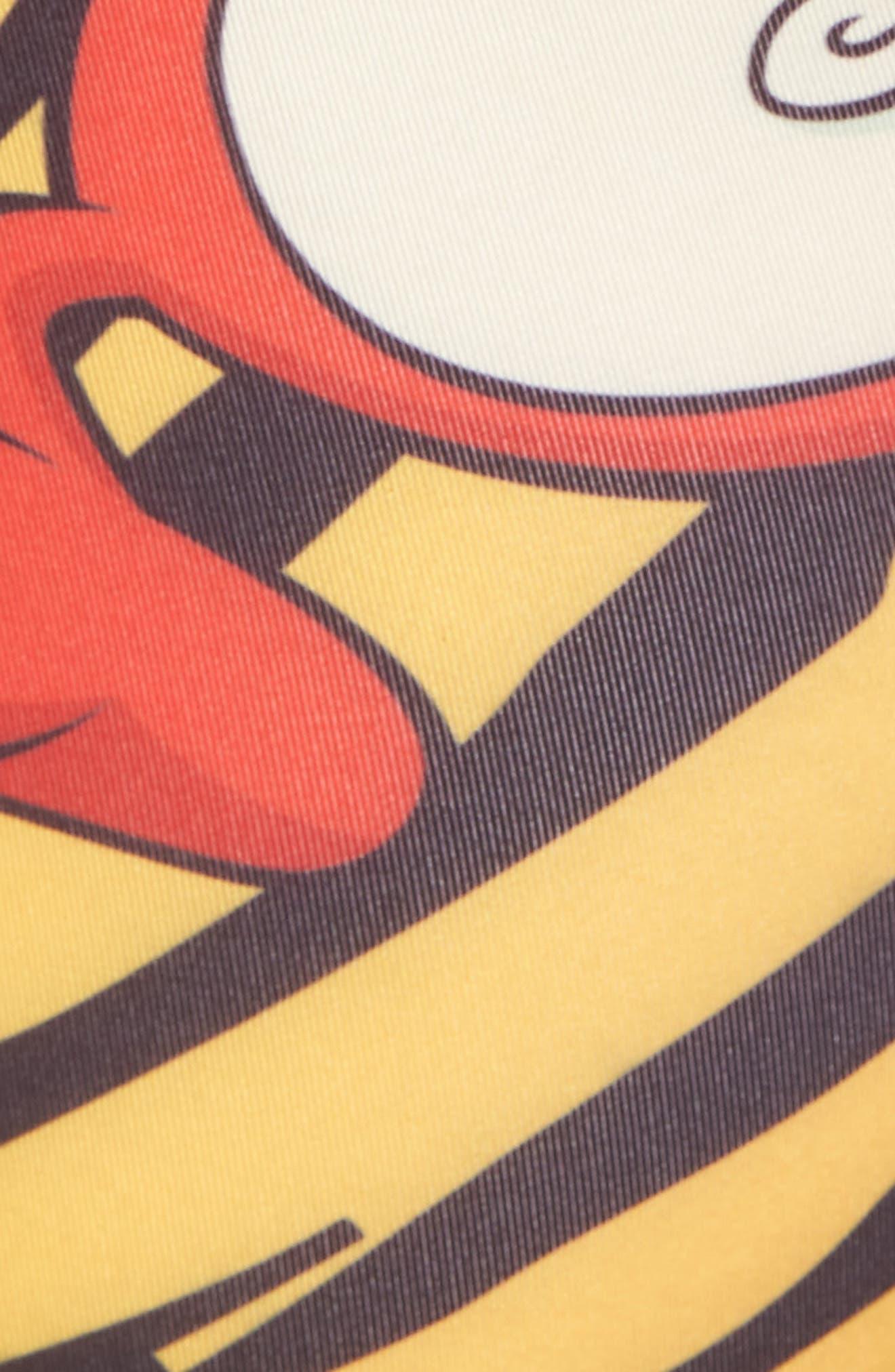 Ren & Stimpy Boxer Briefs,                             Alternate thumbnail 5, color,                             Orange