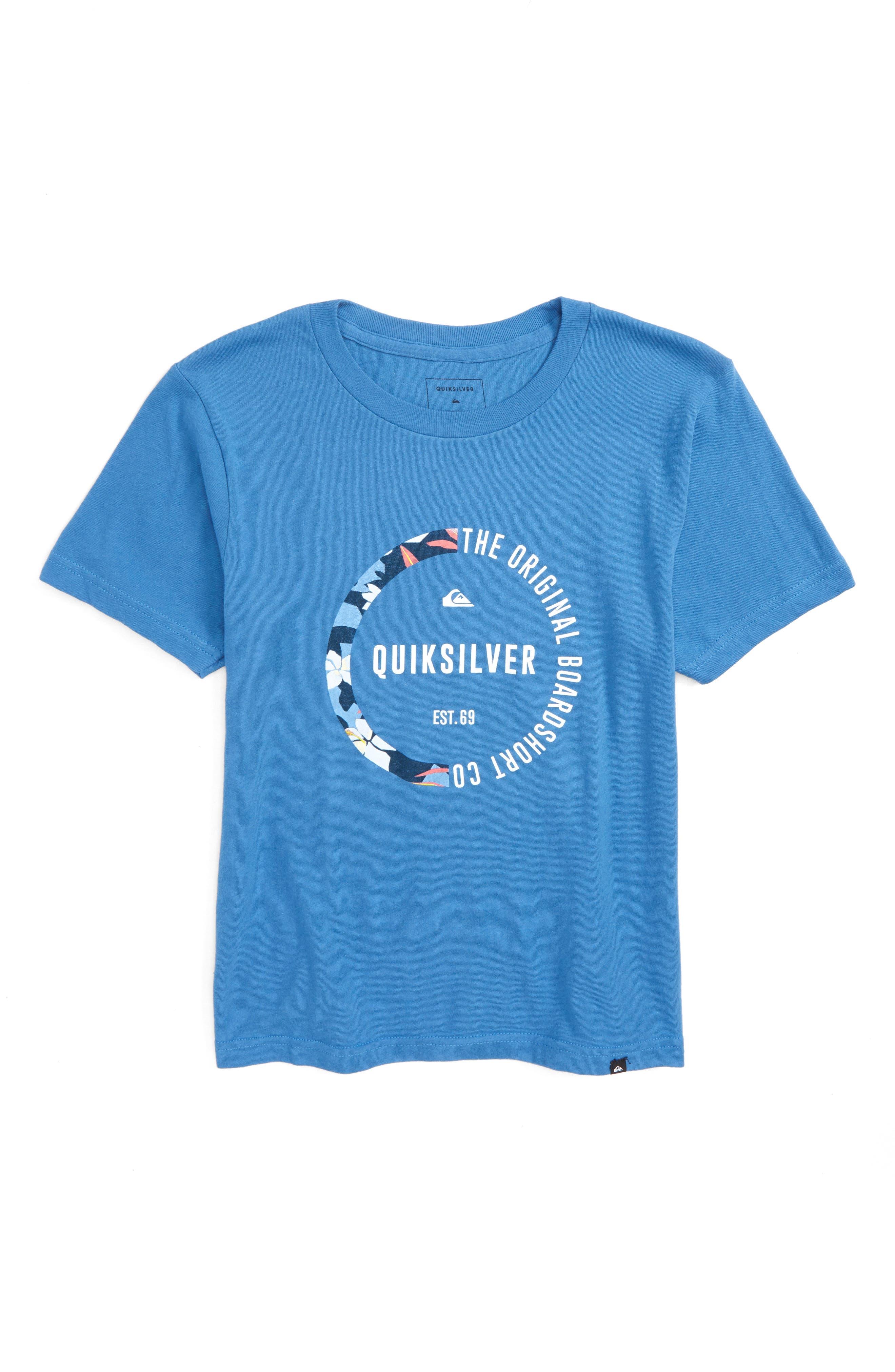 Quiksilver Revenge Graphic T-Shirt (Big Boys)