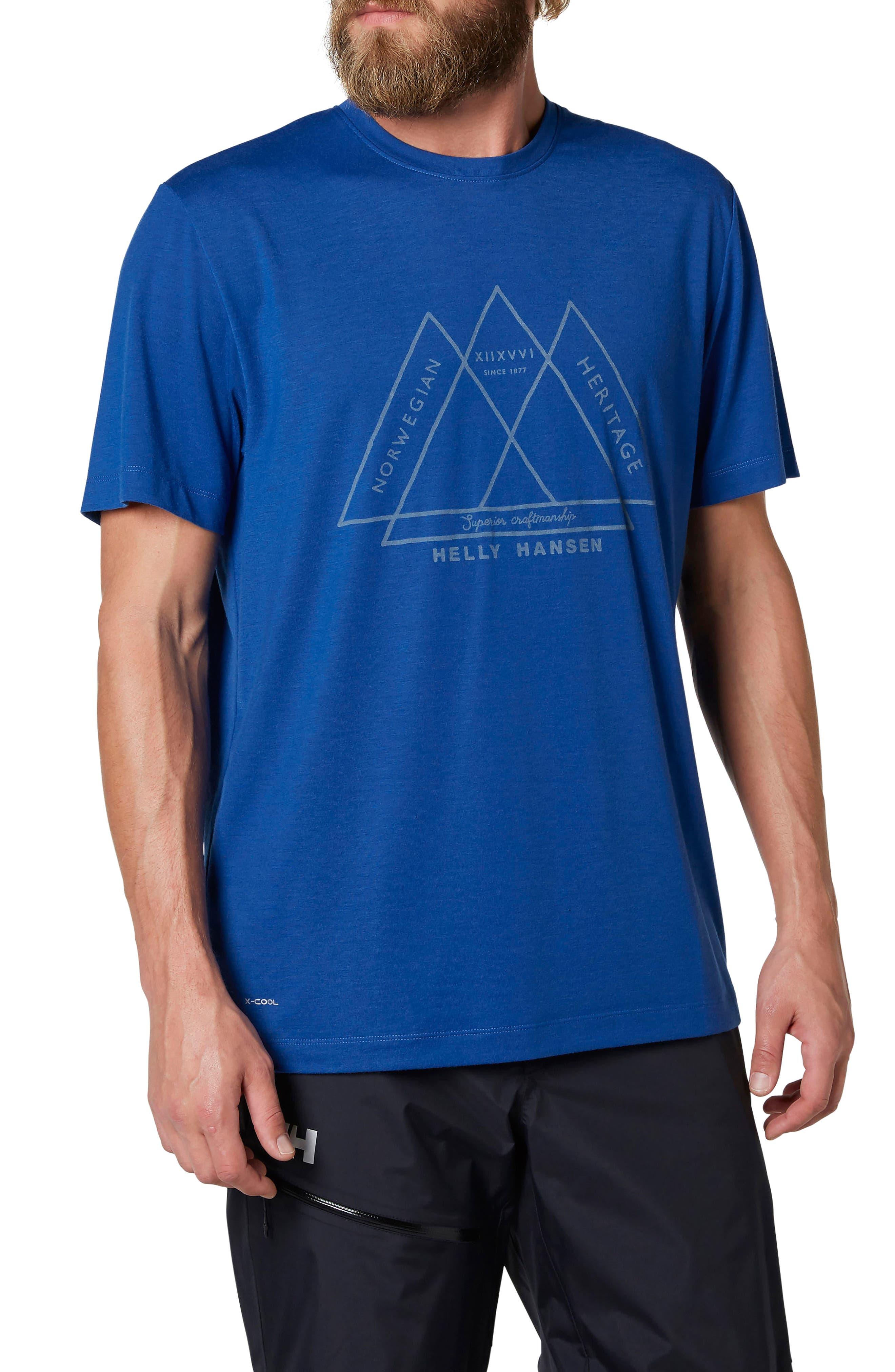 Helly Hansen Rune Graphic T-Shirt