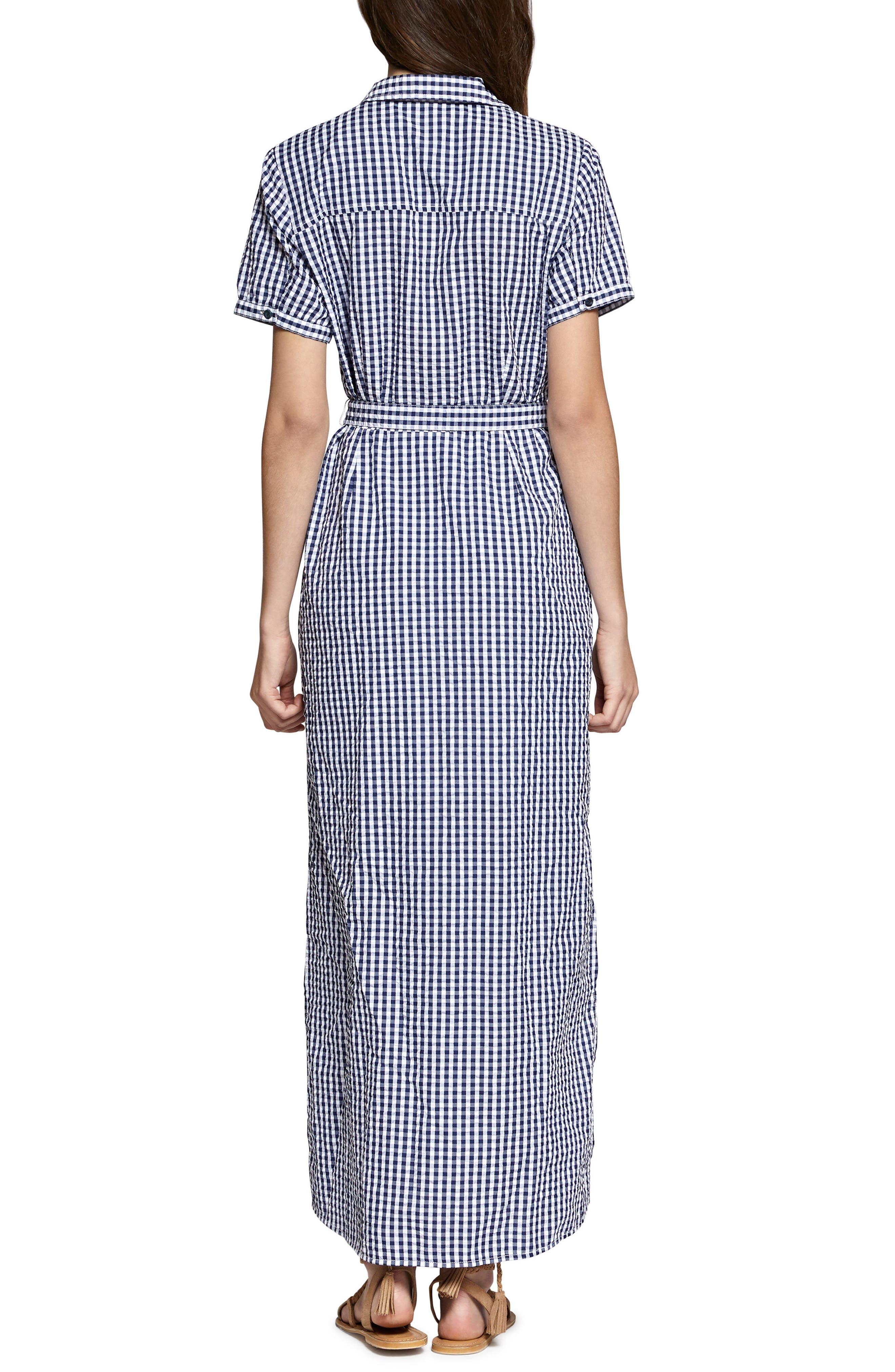 Alternate Image 4  - Sanctuary Blue Dawn Maxi Dress