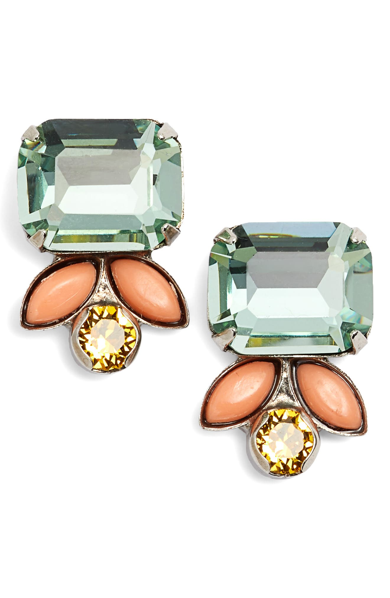 Sorrelli Zinnia Earrings