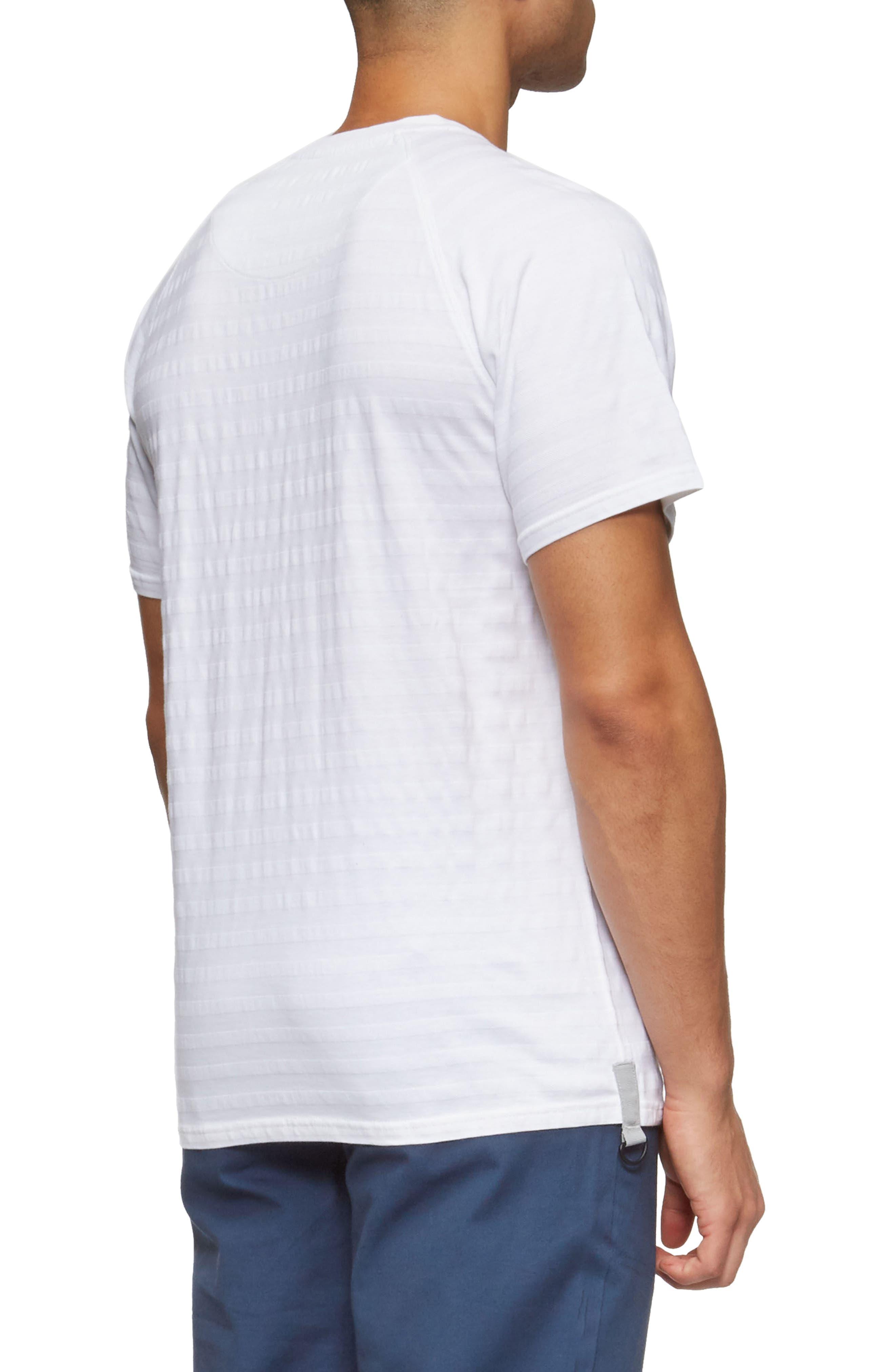 Modus T-Shirt,                             Alternate thumbnail 2, color,                             White