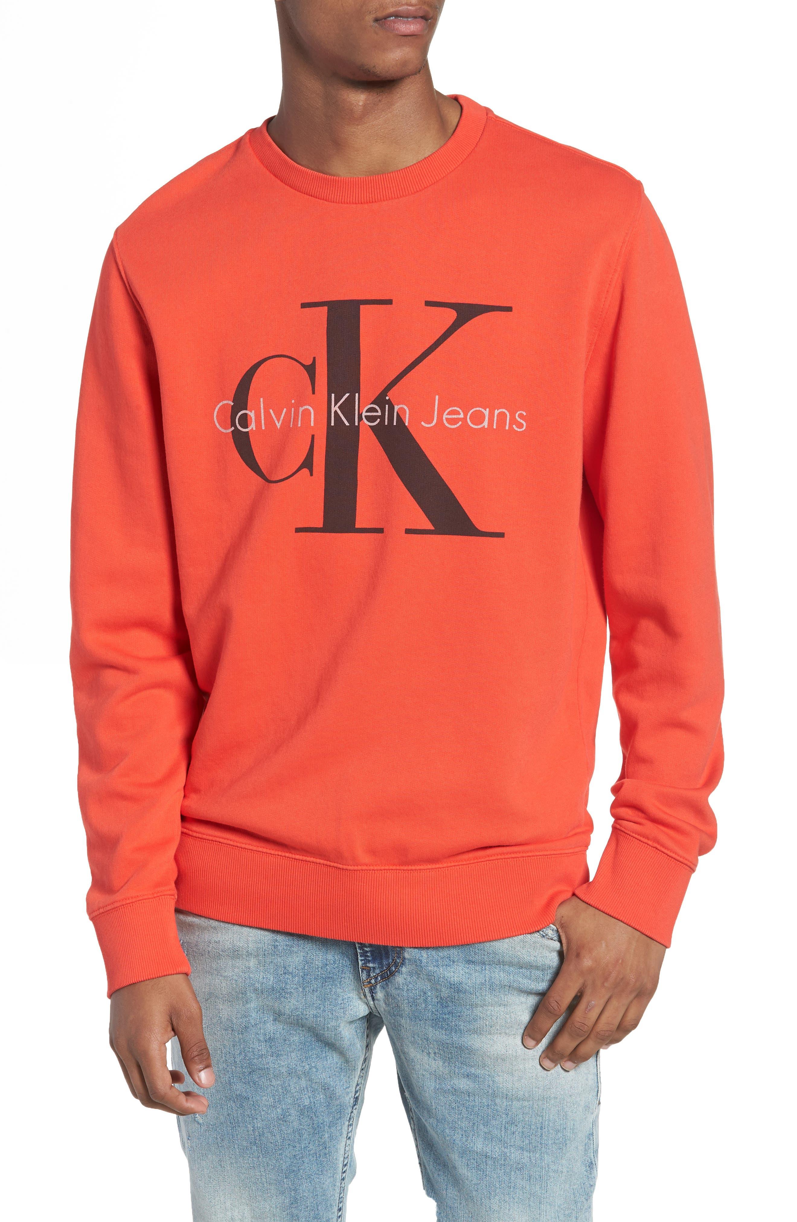 Calvin Klein Jeans Pop Color Sweatshirt