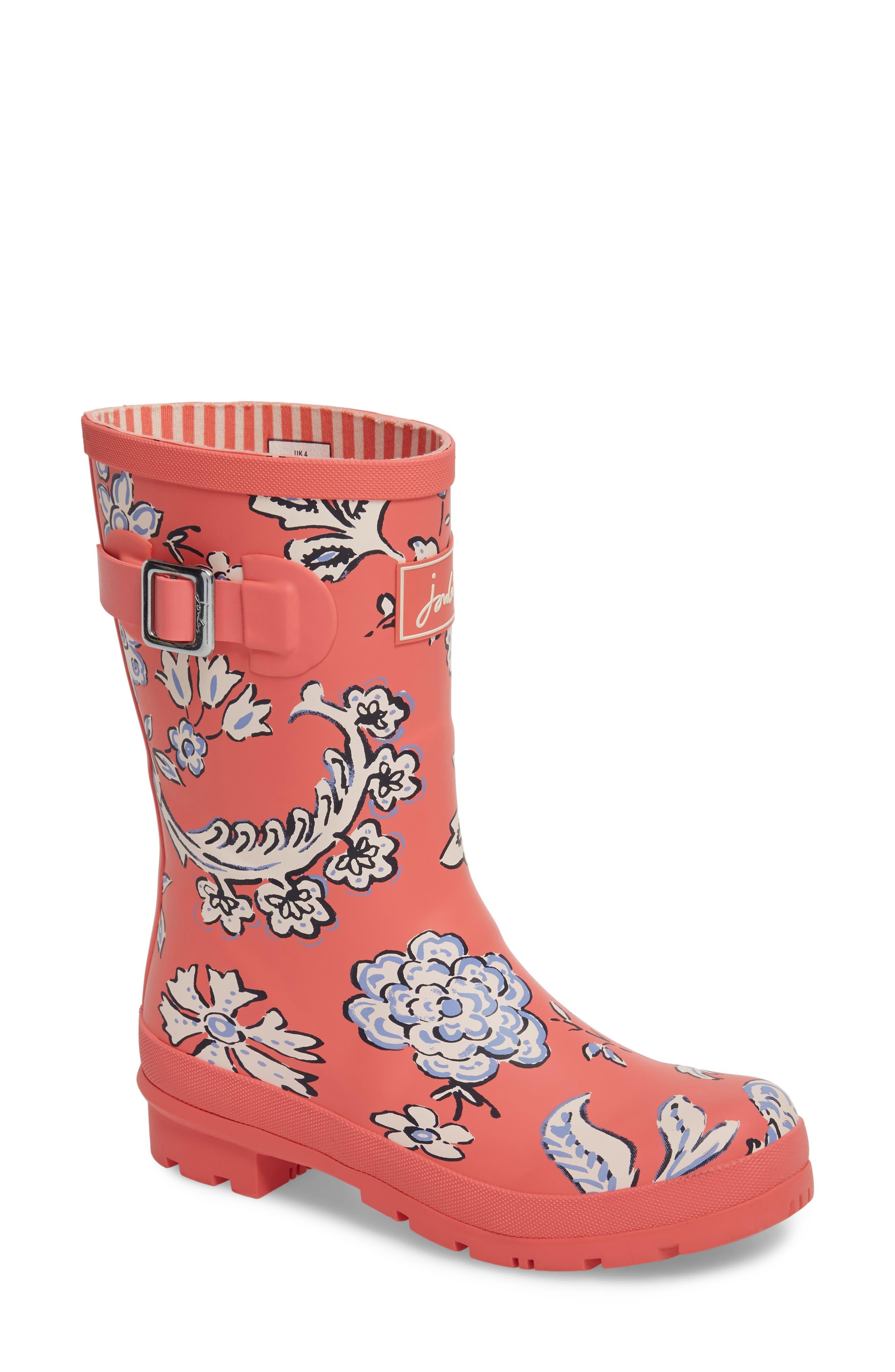 Joules 'Molly' Rain Boot (Women)