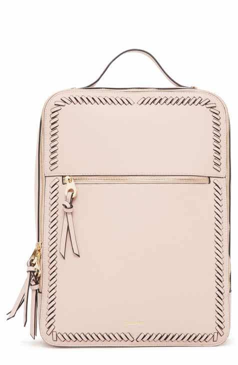 Calpak Kaya Faux Leather 15-Inch Laptop Backpack 56c206b7cc