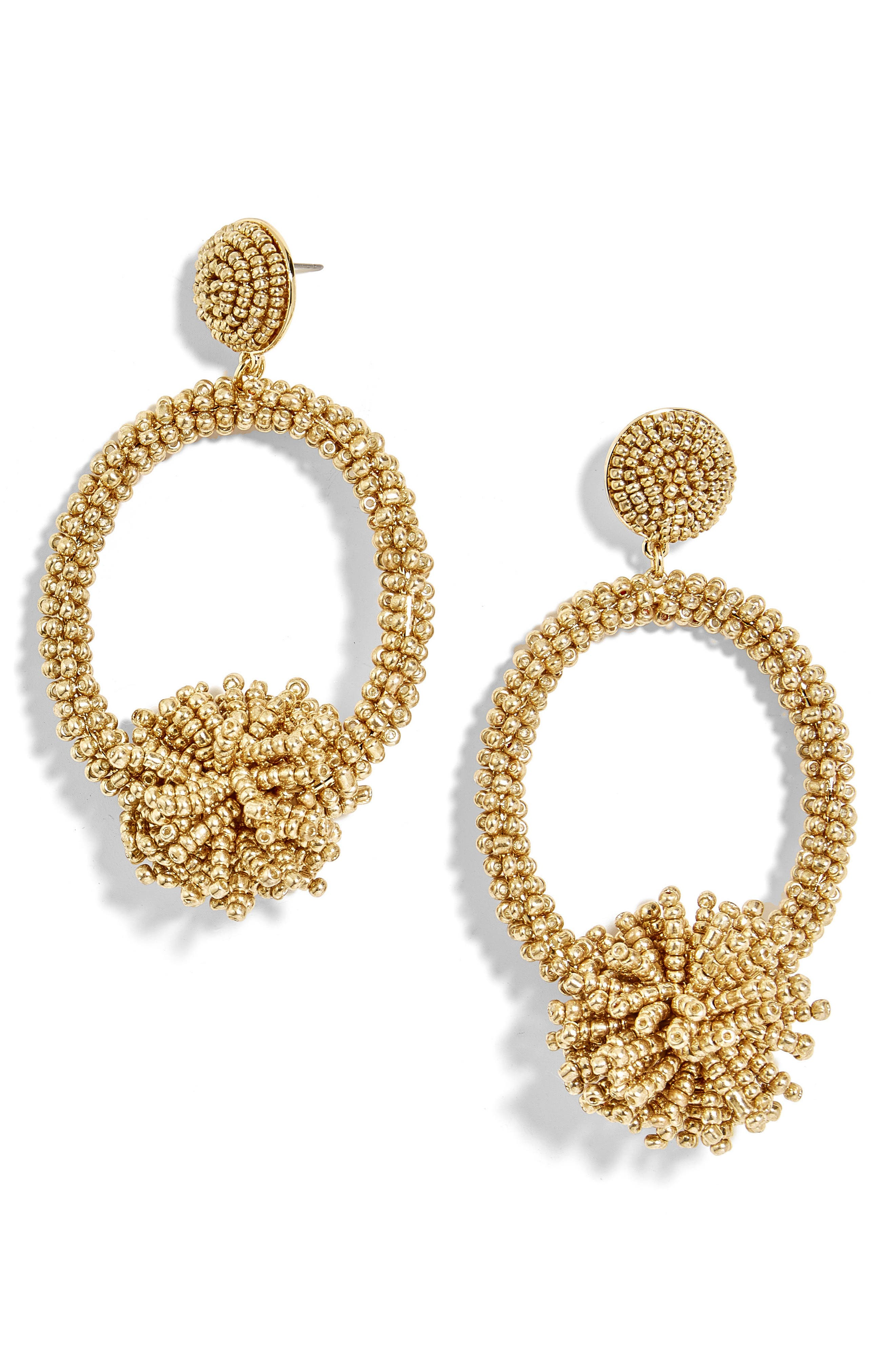 BaubleBar Ricarda Hoop Earrings
