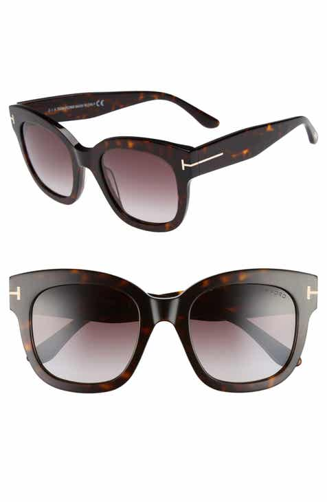 30a4d50dc41 Tom Ford Beatrix 52mm Sunglasses