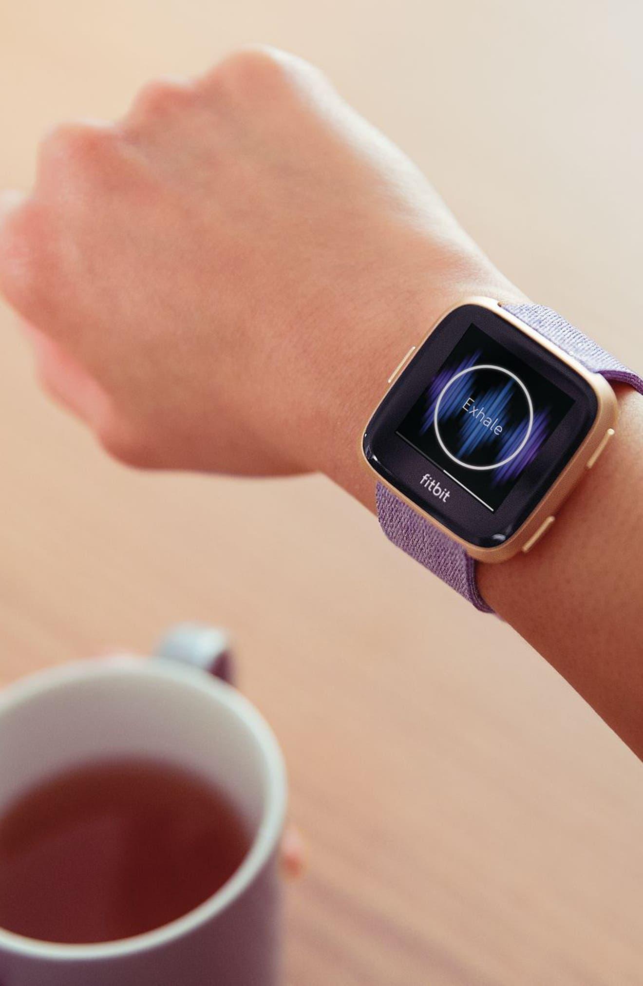 Versa Special Edition Smartwatch,                             Alternate thumbnail 3, color,