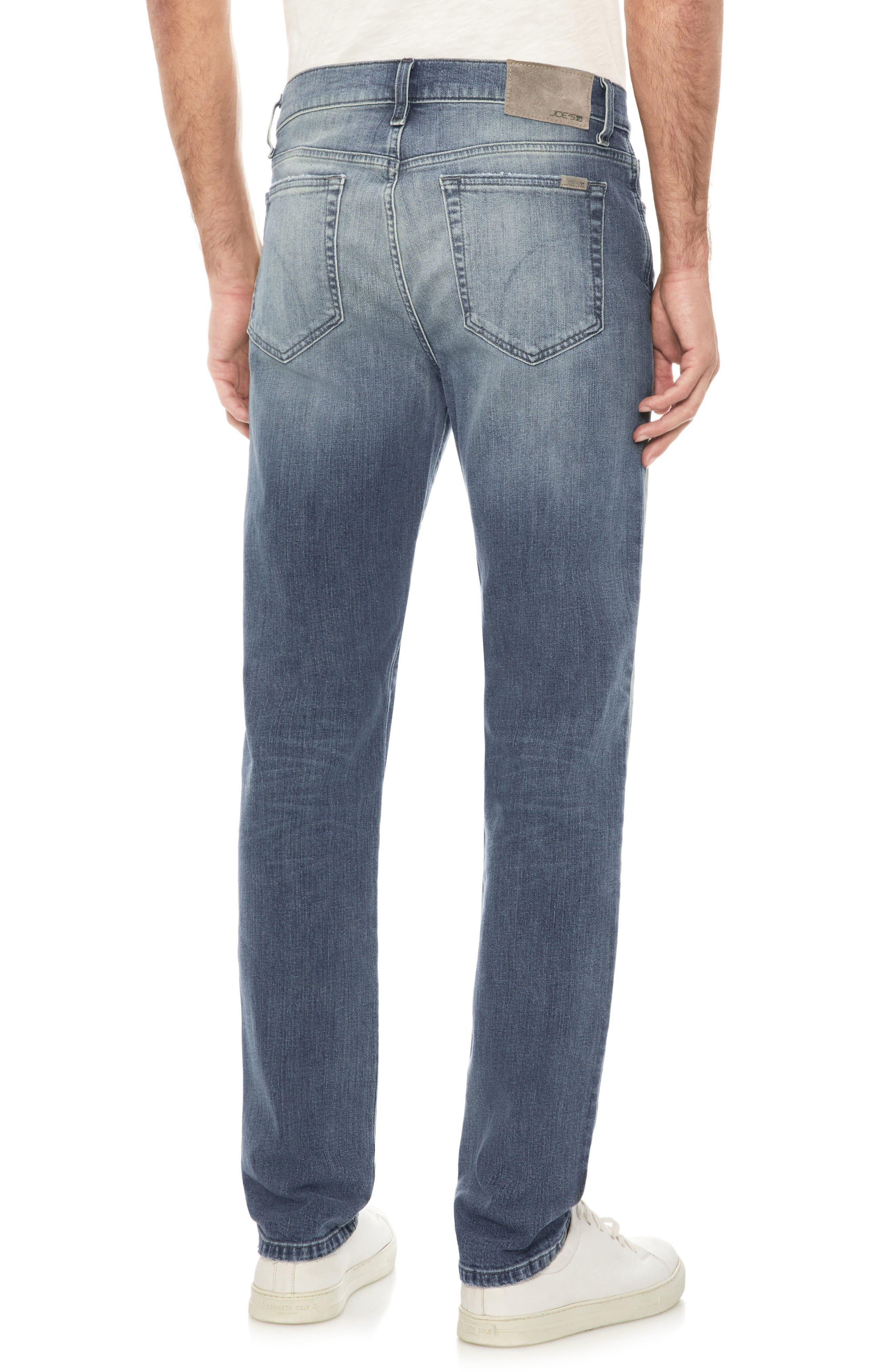 Folsom Slim Fit Jeans,                             Alternate thumbnail 2, color,                             Cole