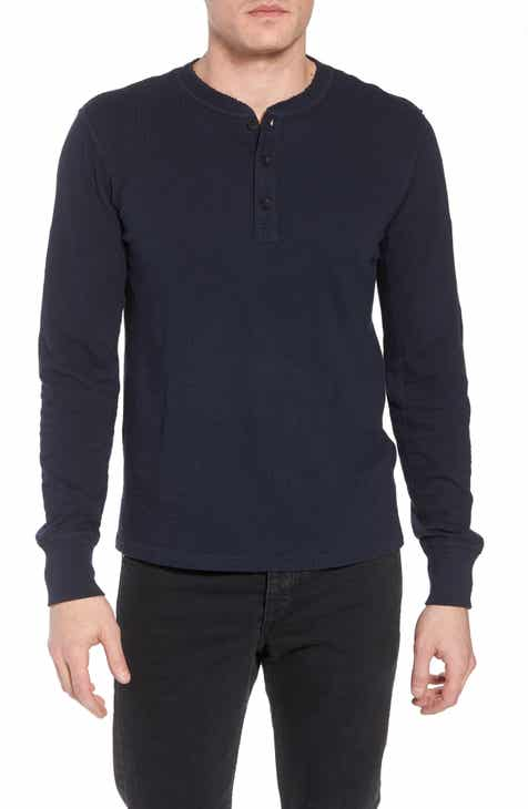 c950afd0c70 Men's Rag & Bone Henley Long Sleeve & T-Shirts | Nordstrom