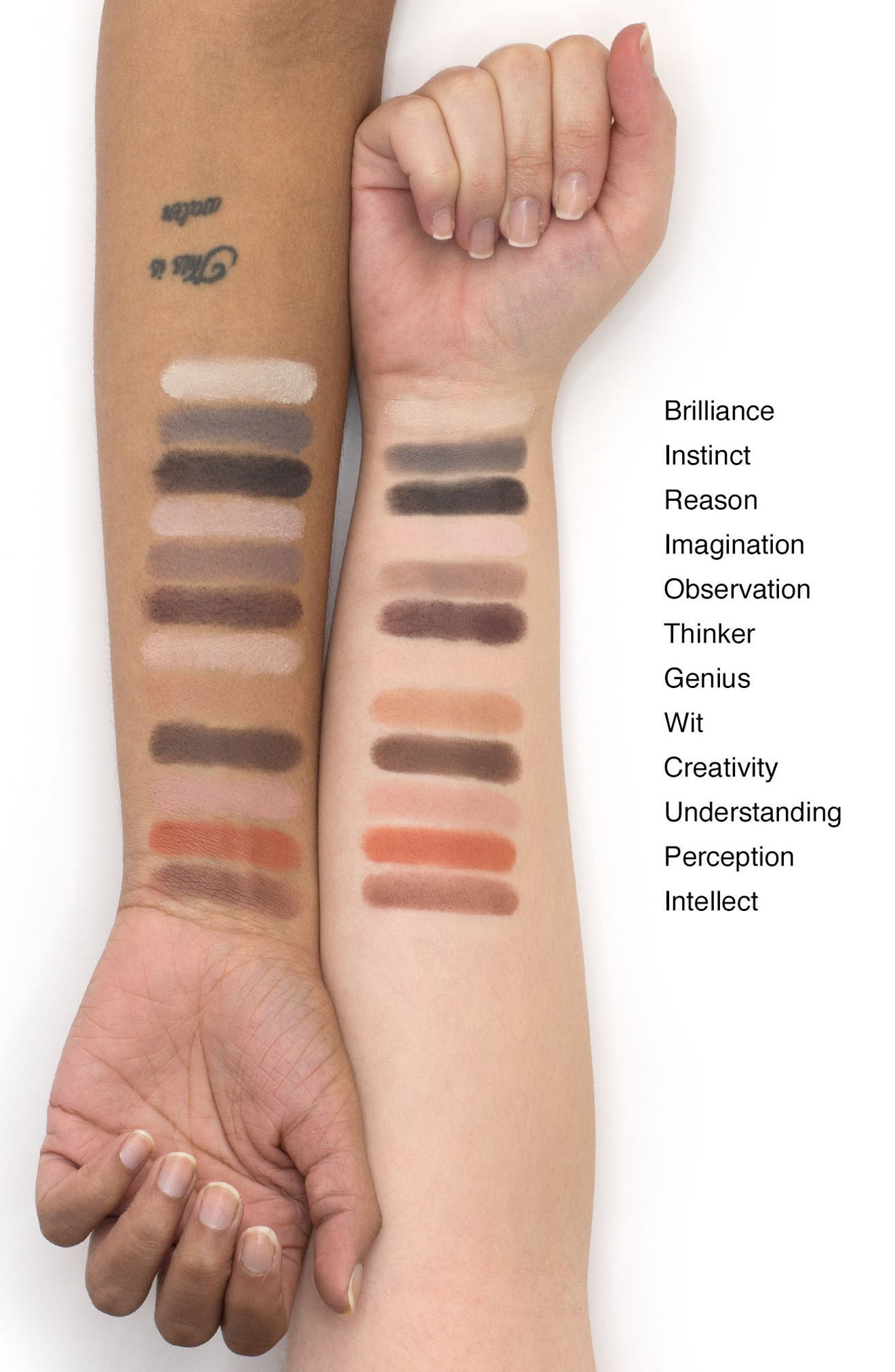 Eyes Are the Window<sup>™</sup> Mind Eyeshadow Palette,                             Alternate thumbnail 2, color,                             Mind