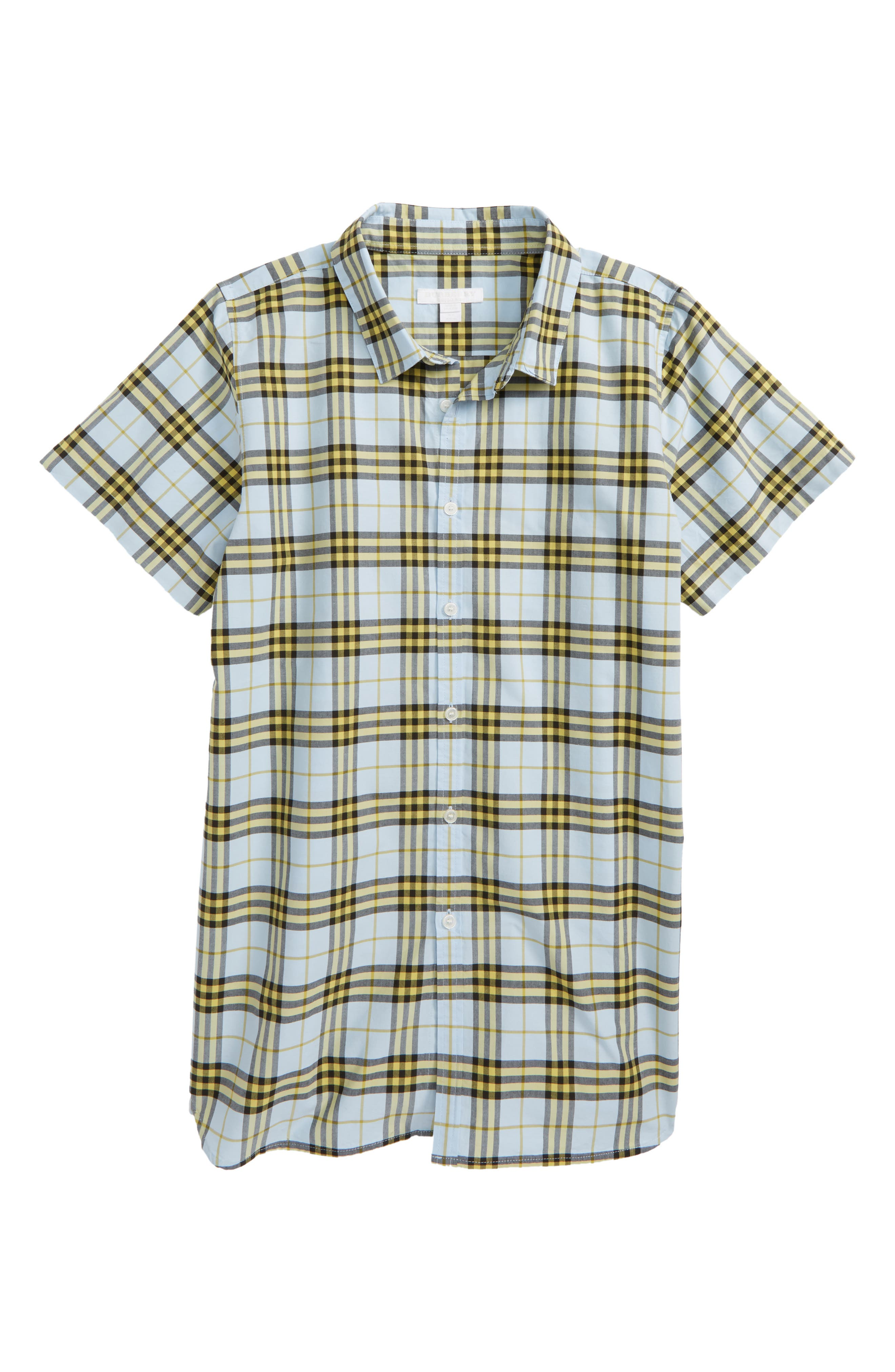 Burberry Lola Scribble Check Tunic (Little Girls & Big Girls)