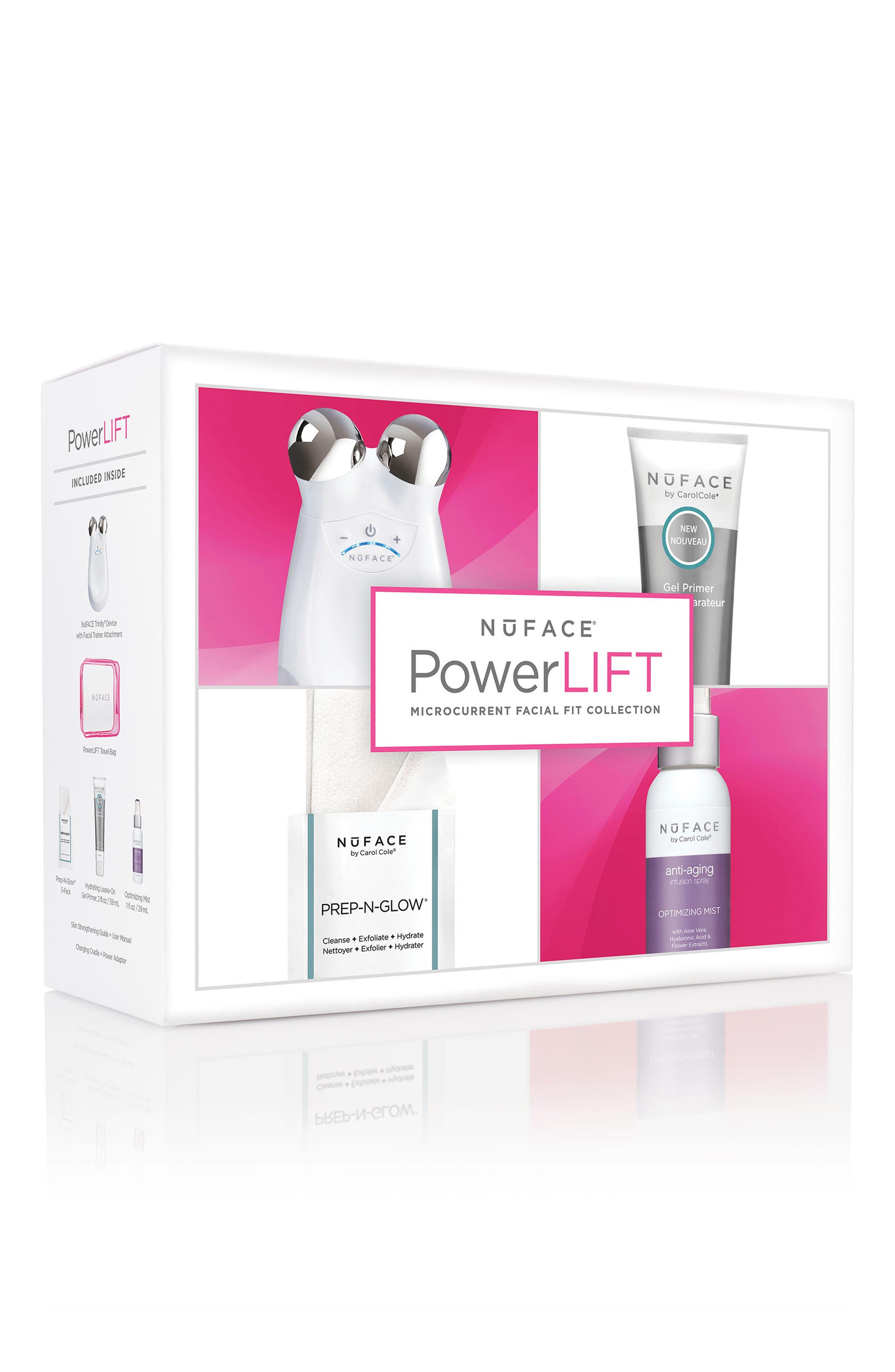 Alternate Image 3  - NuFACE® Trinity Power Lift Set ($365 Value)
