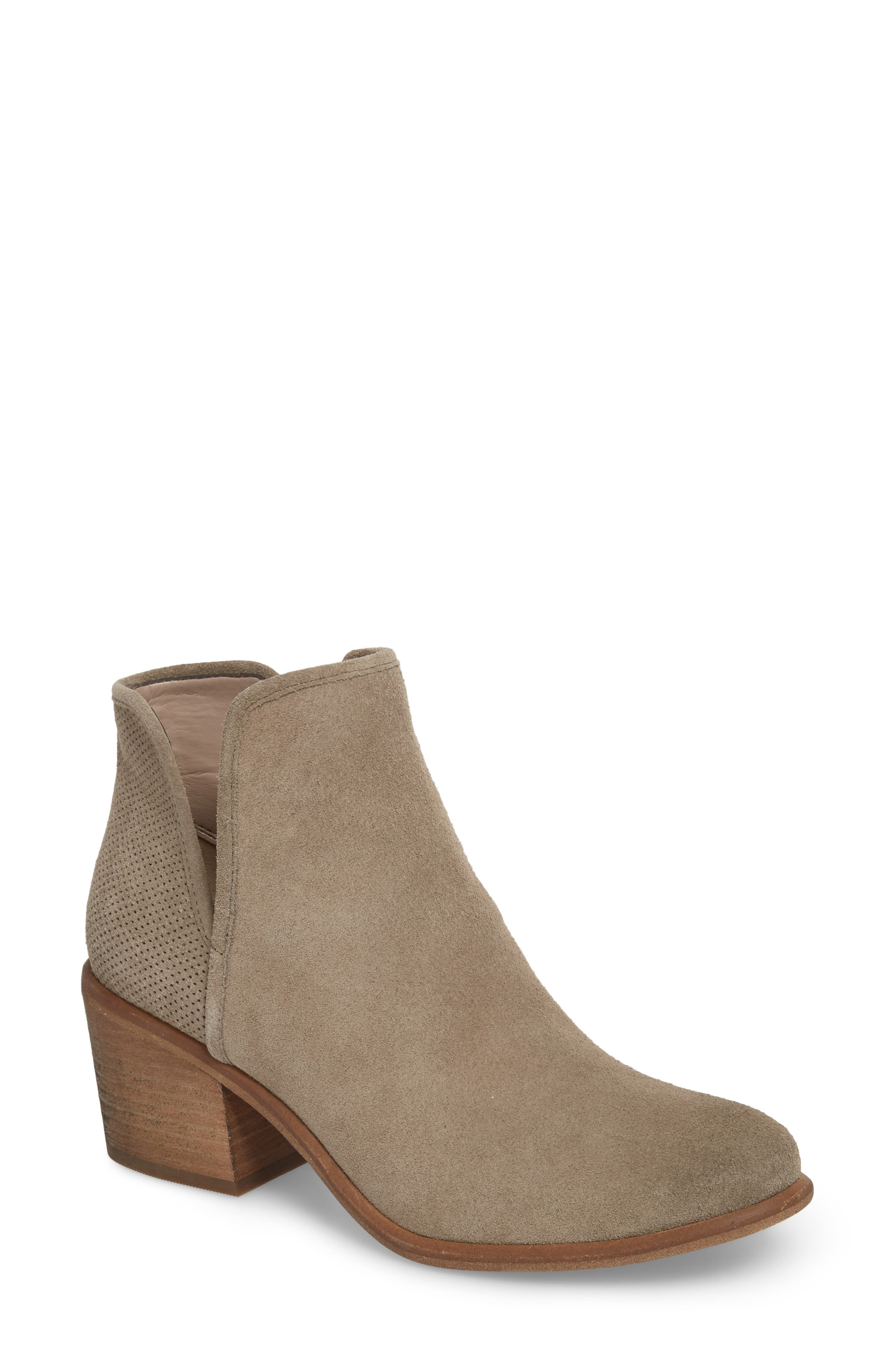 BP. Barris Block Heel Bootie (Women)