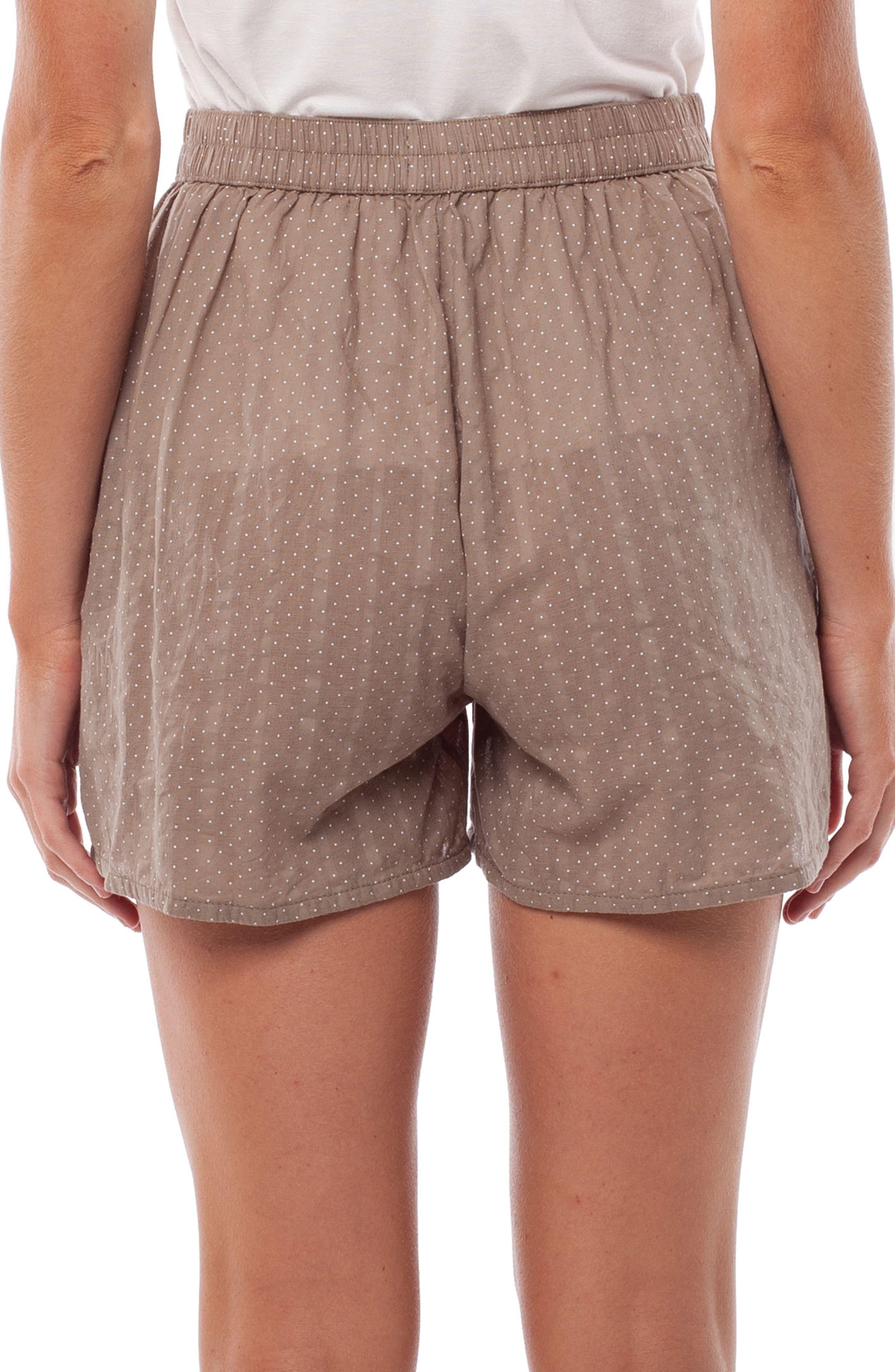 Messina Cover-Up Shorts,                             Alternate thumbnail 2, color,                             Chai