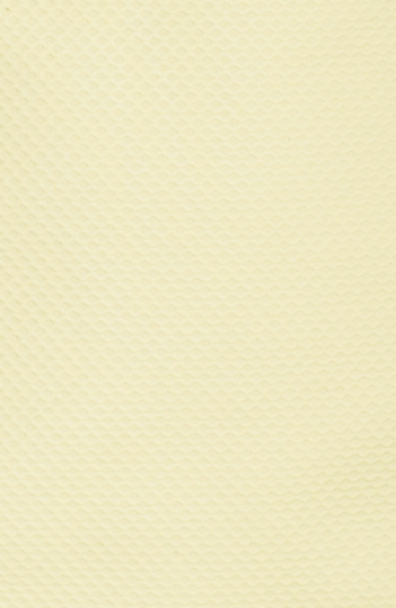 Sandi Stretch Minidress,                             Alternate thumbnail 5, color,                             Pineapple