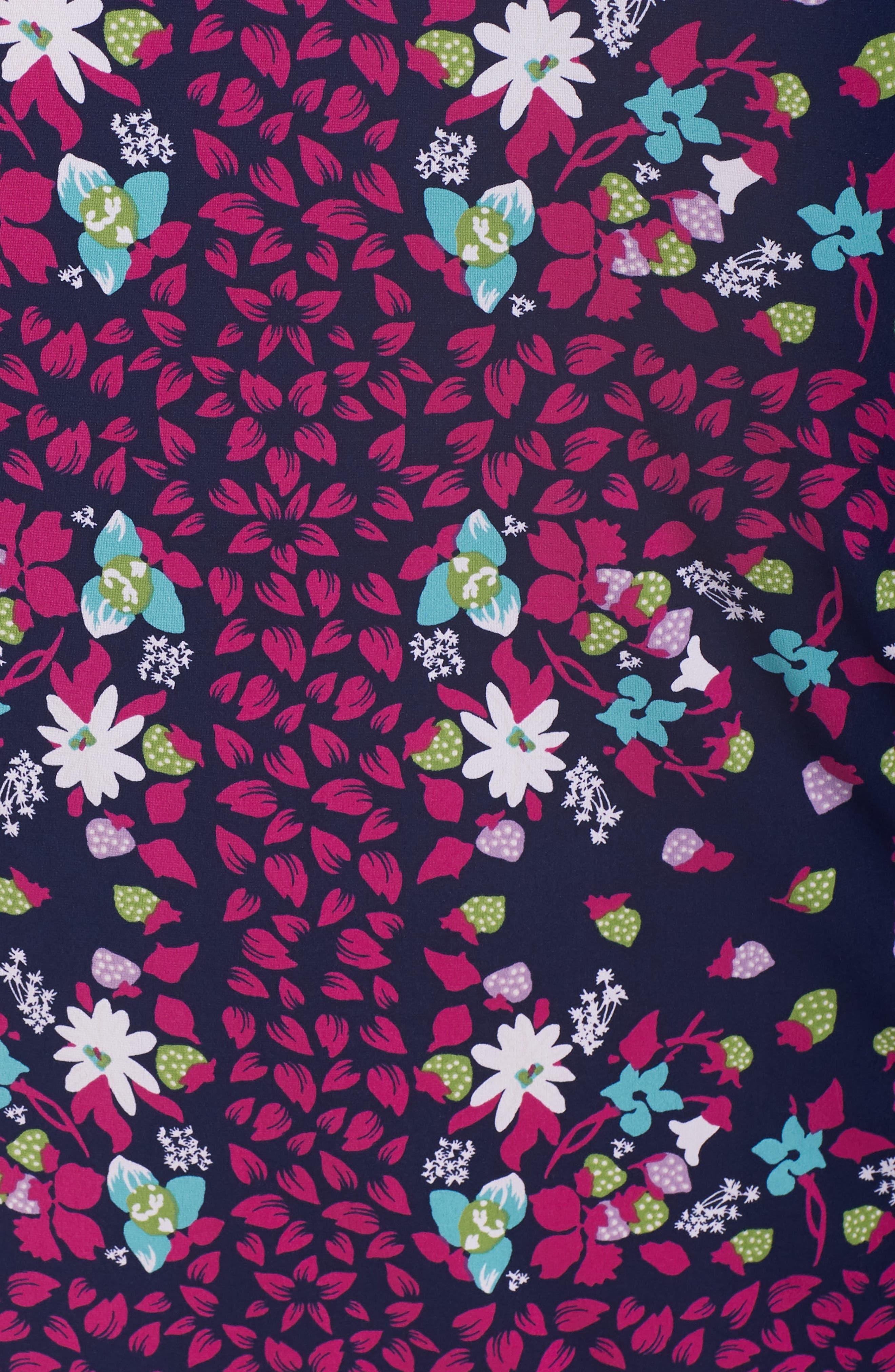 Perfect Faux Wrap Maxi Dress,                             Alternate thumbnail 5, color,                             Gardner