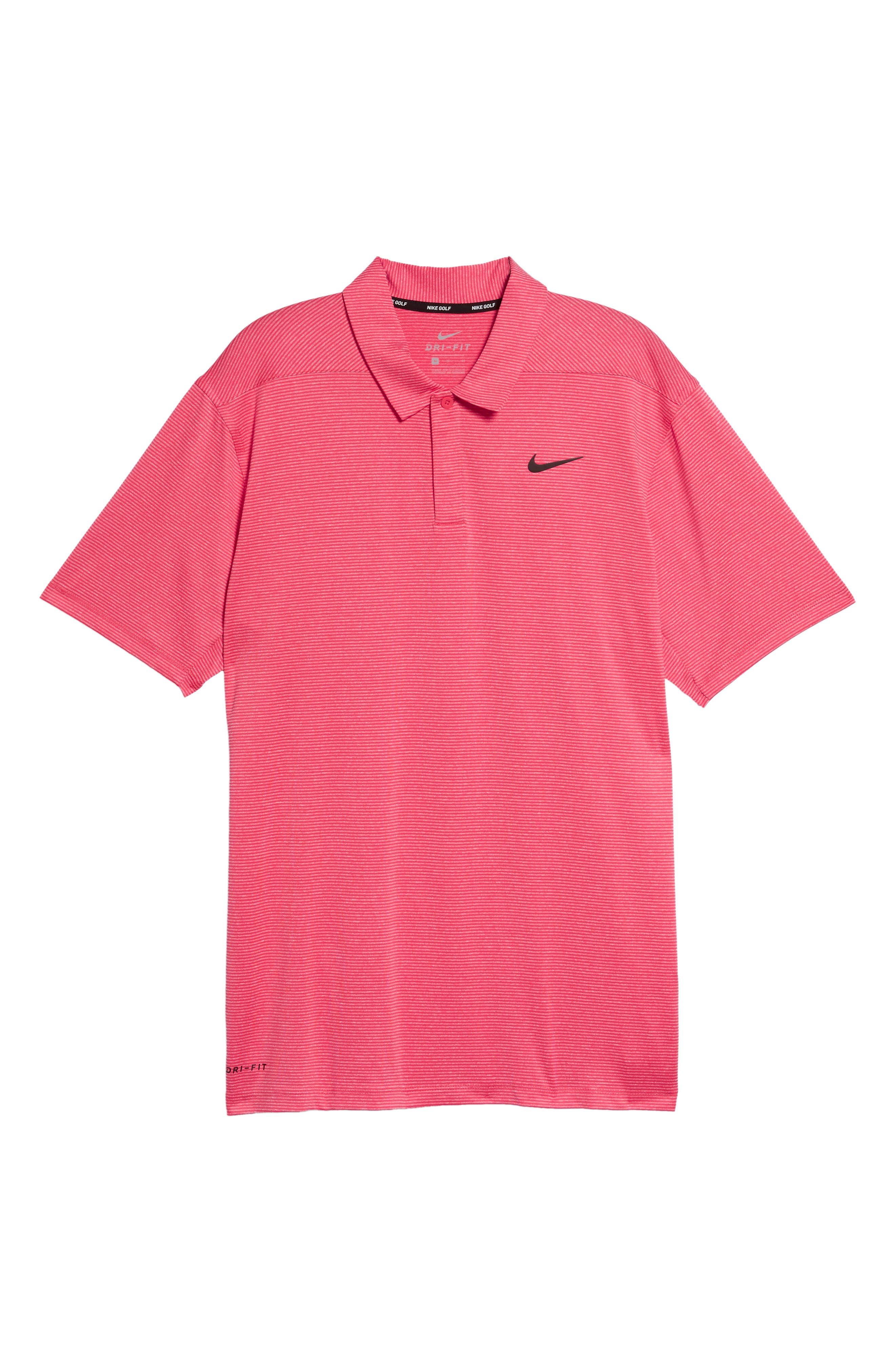 Alternate Image 6  - Nike Dry Polo Shirt