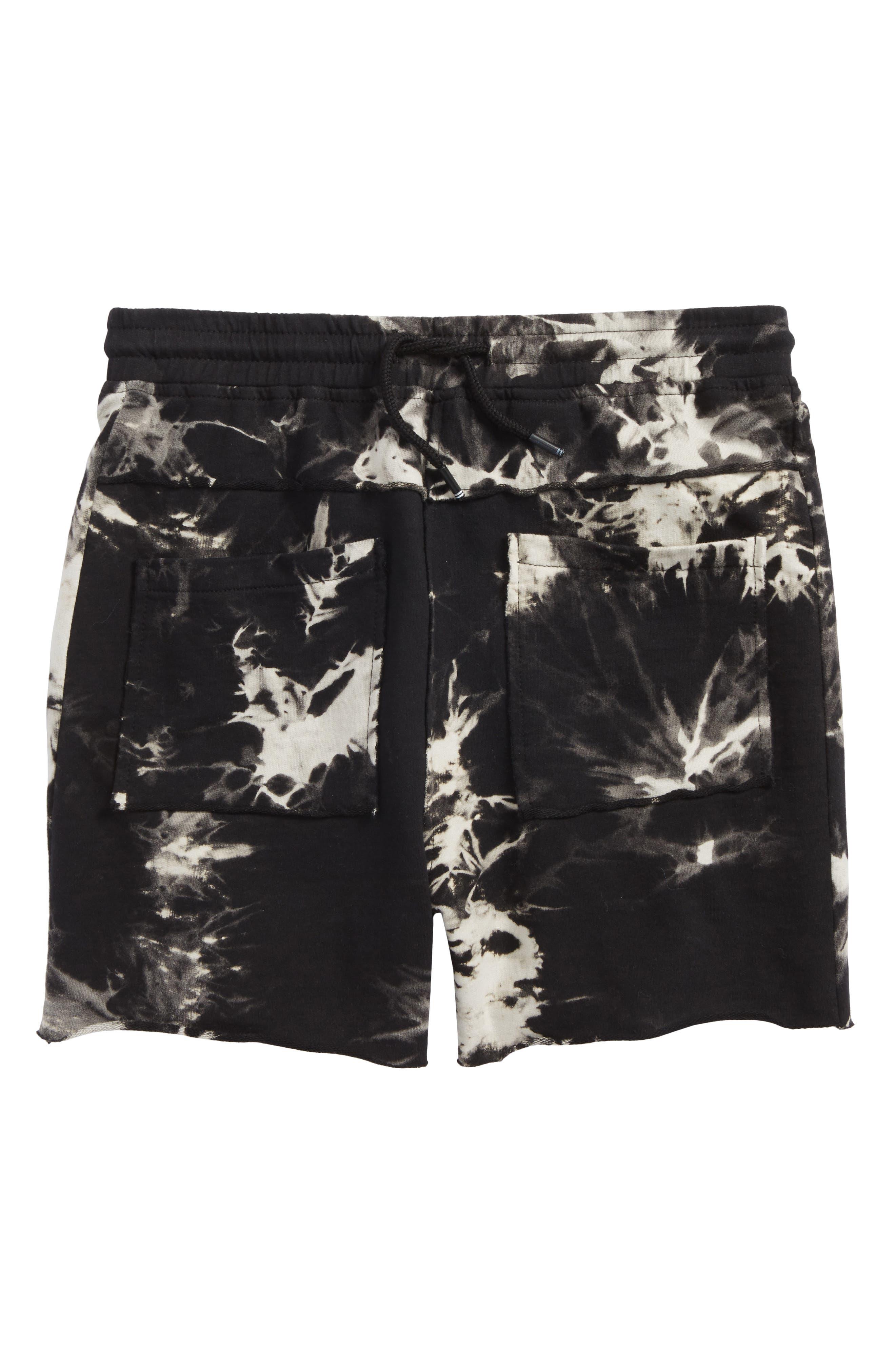 Reese Shorts,                         Main,                         color, Black