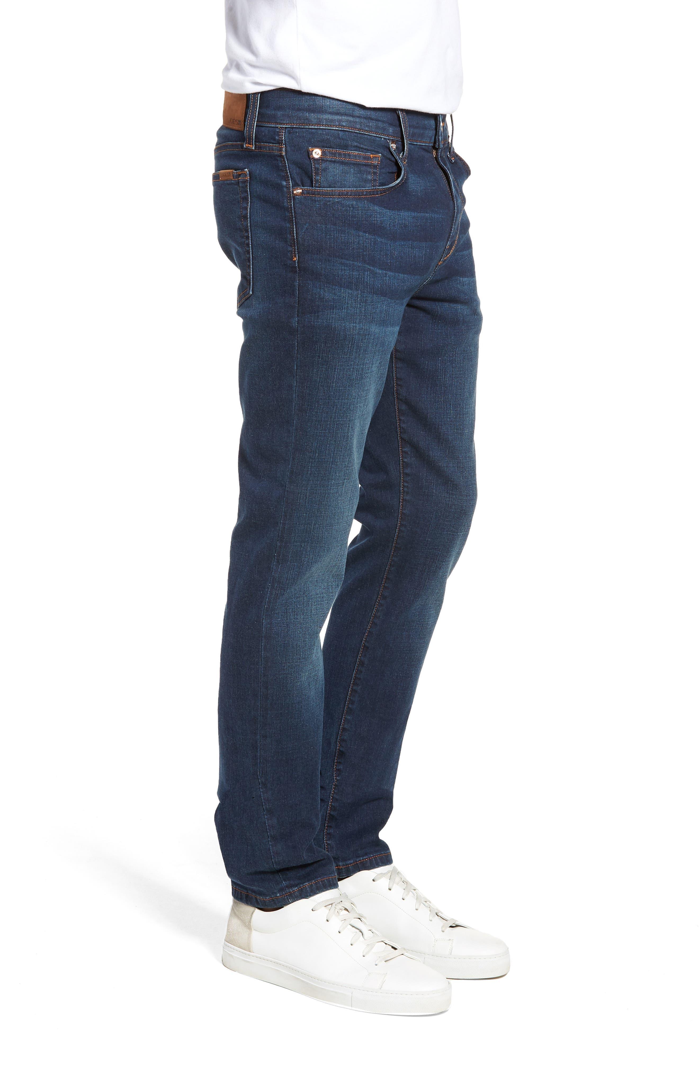 Slim Fit Jeans,                             Alternate thumbnail 3, color,                             Brett