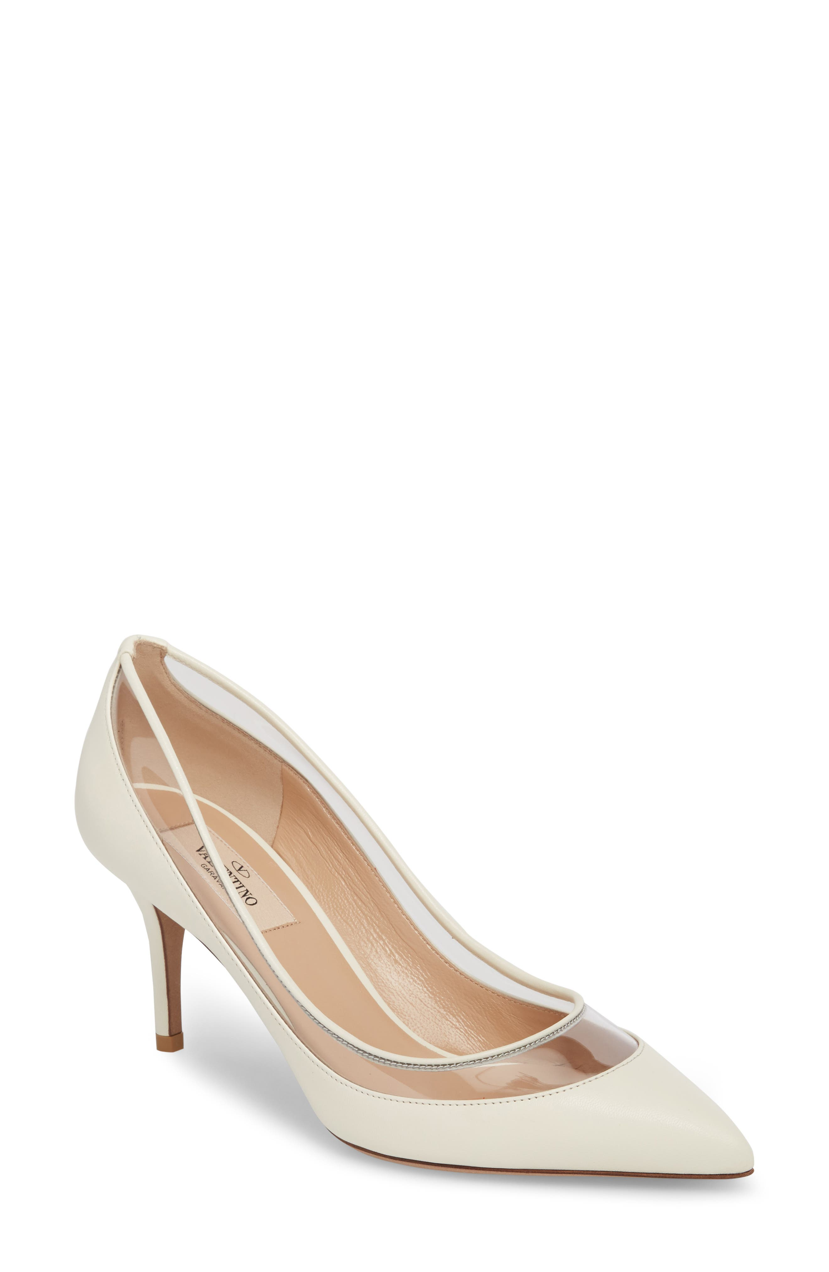 Valentino Glassglow Pump (Women)