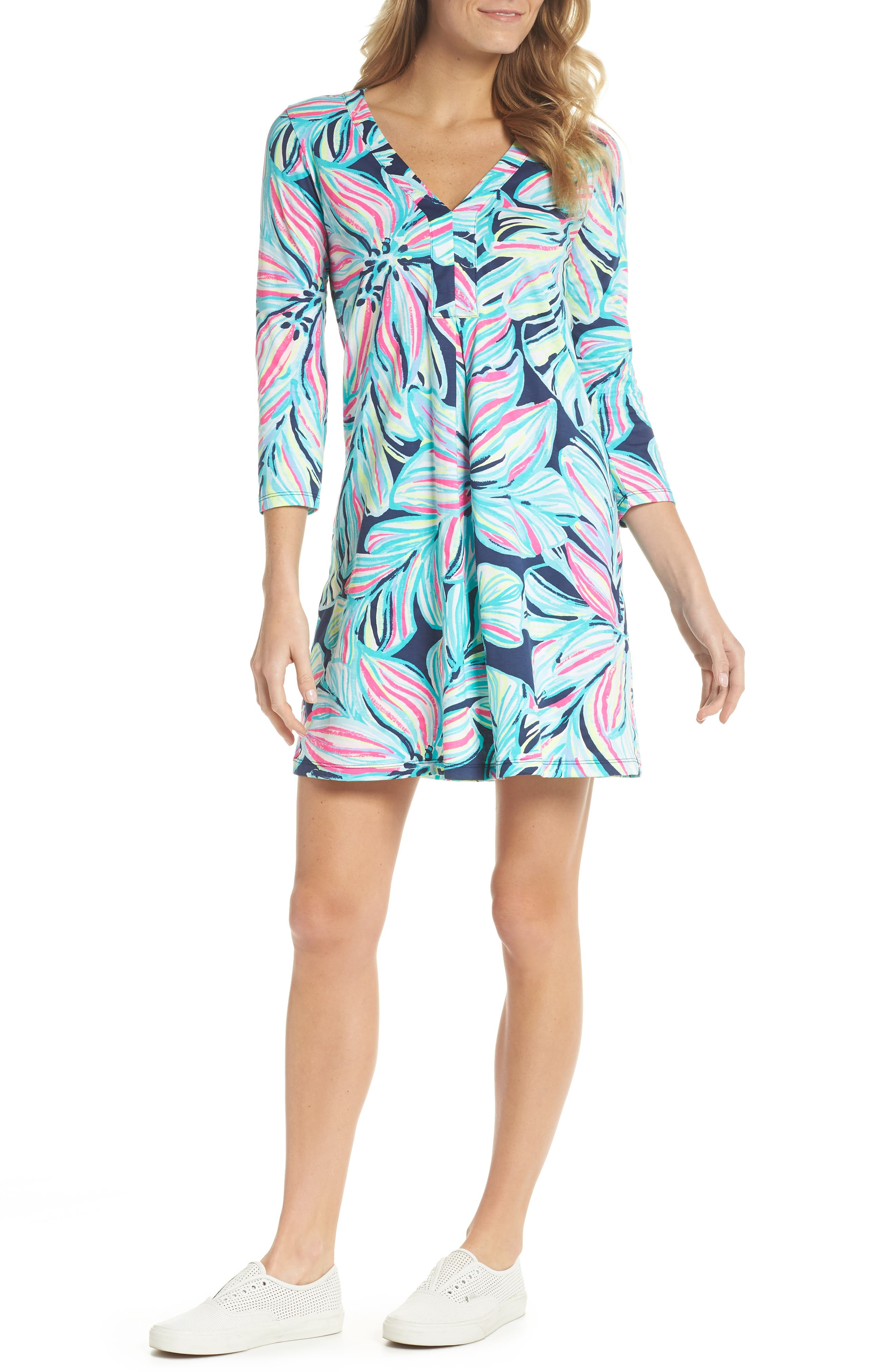 Lilly Pulitzer® Amina Printed Shift Dress