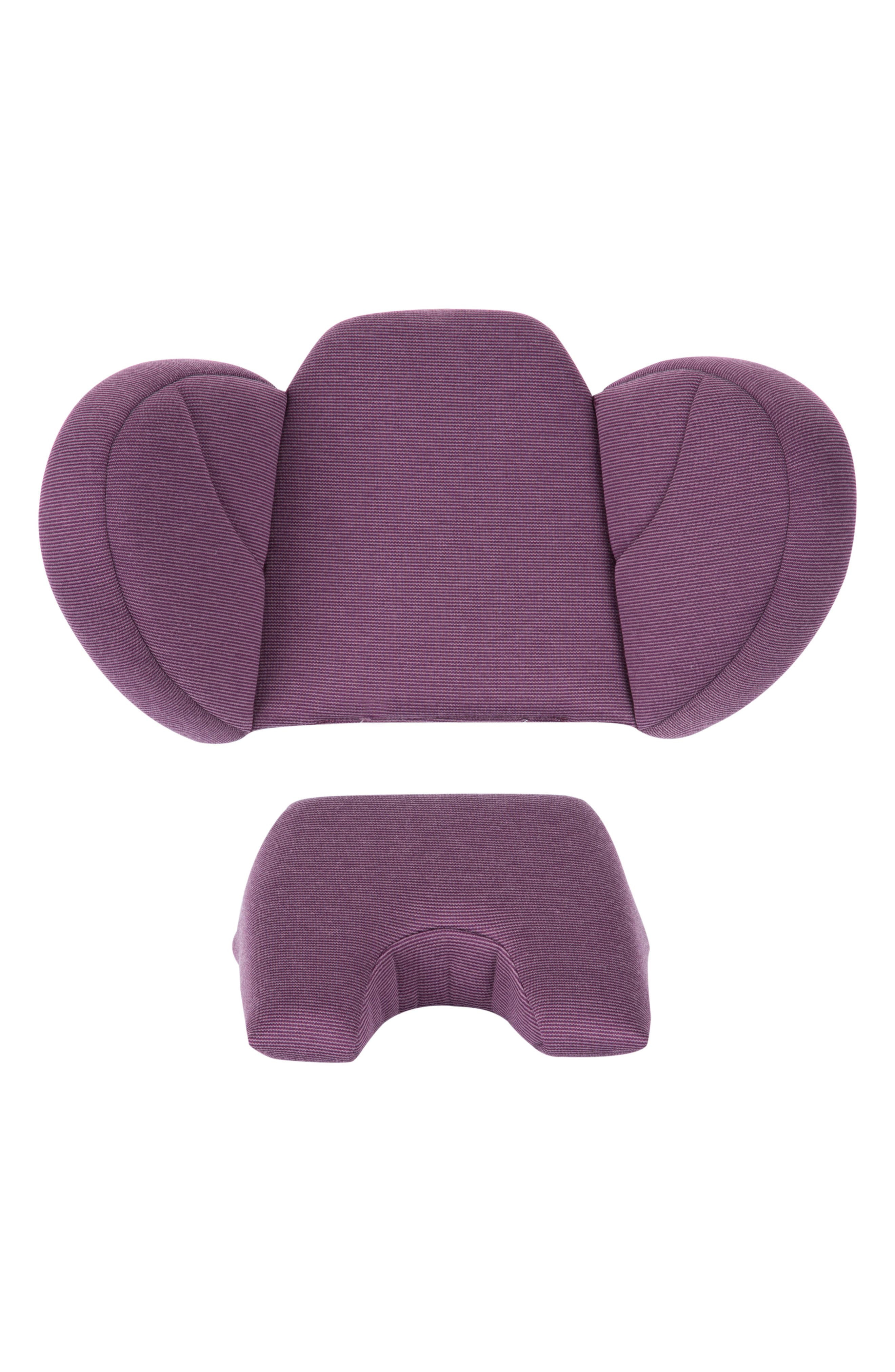 Pria<sup>™</sup> 85 Max Nomad Collection Convertible Car Seat,                             Alternate thumbnail 4, color,                             Nomad Purple