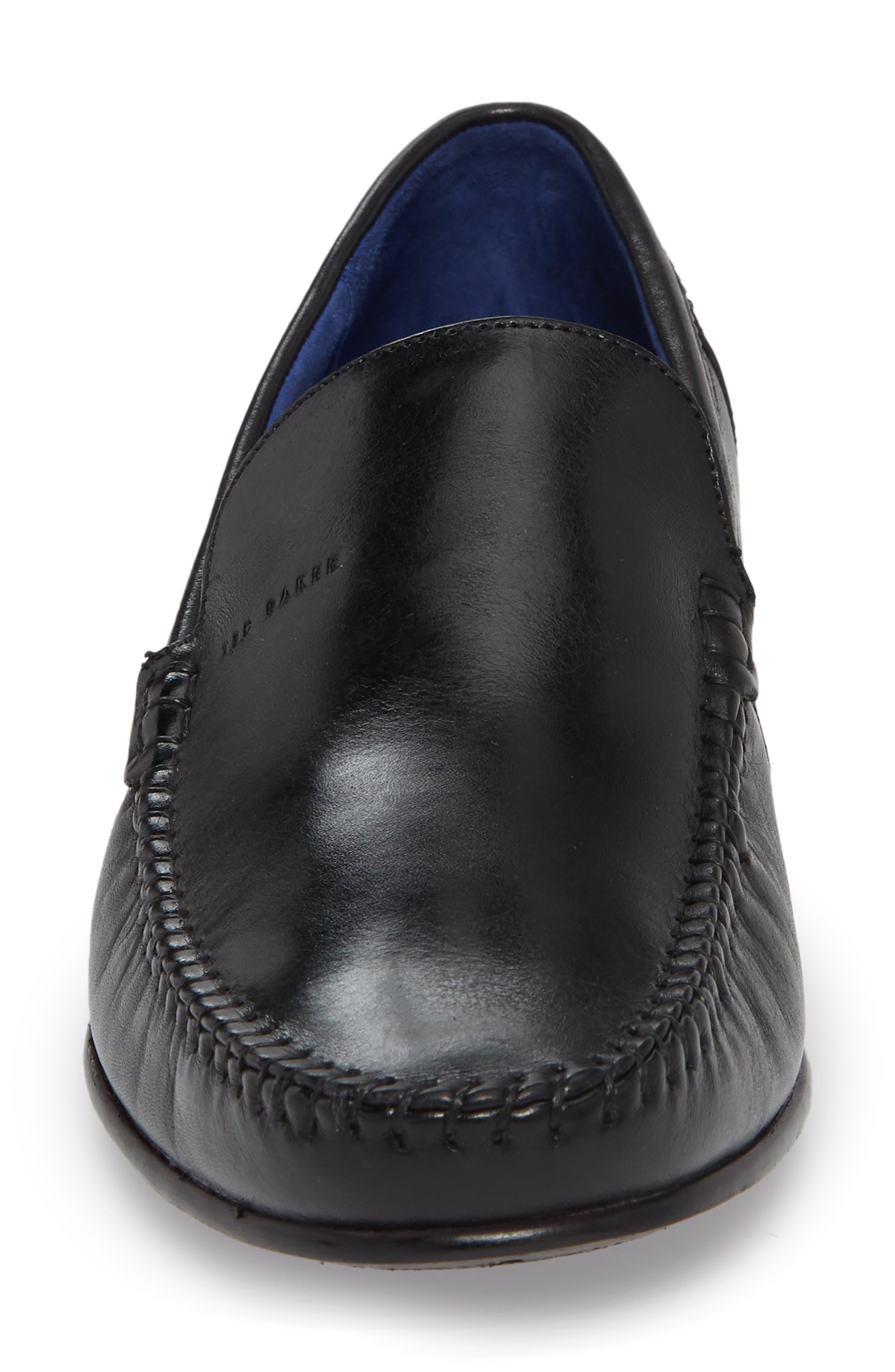 Alternate Image 4  - Ted Baker London Simeen 4 Moc Toe Loafer (Men)