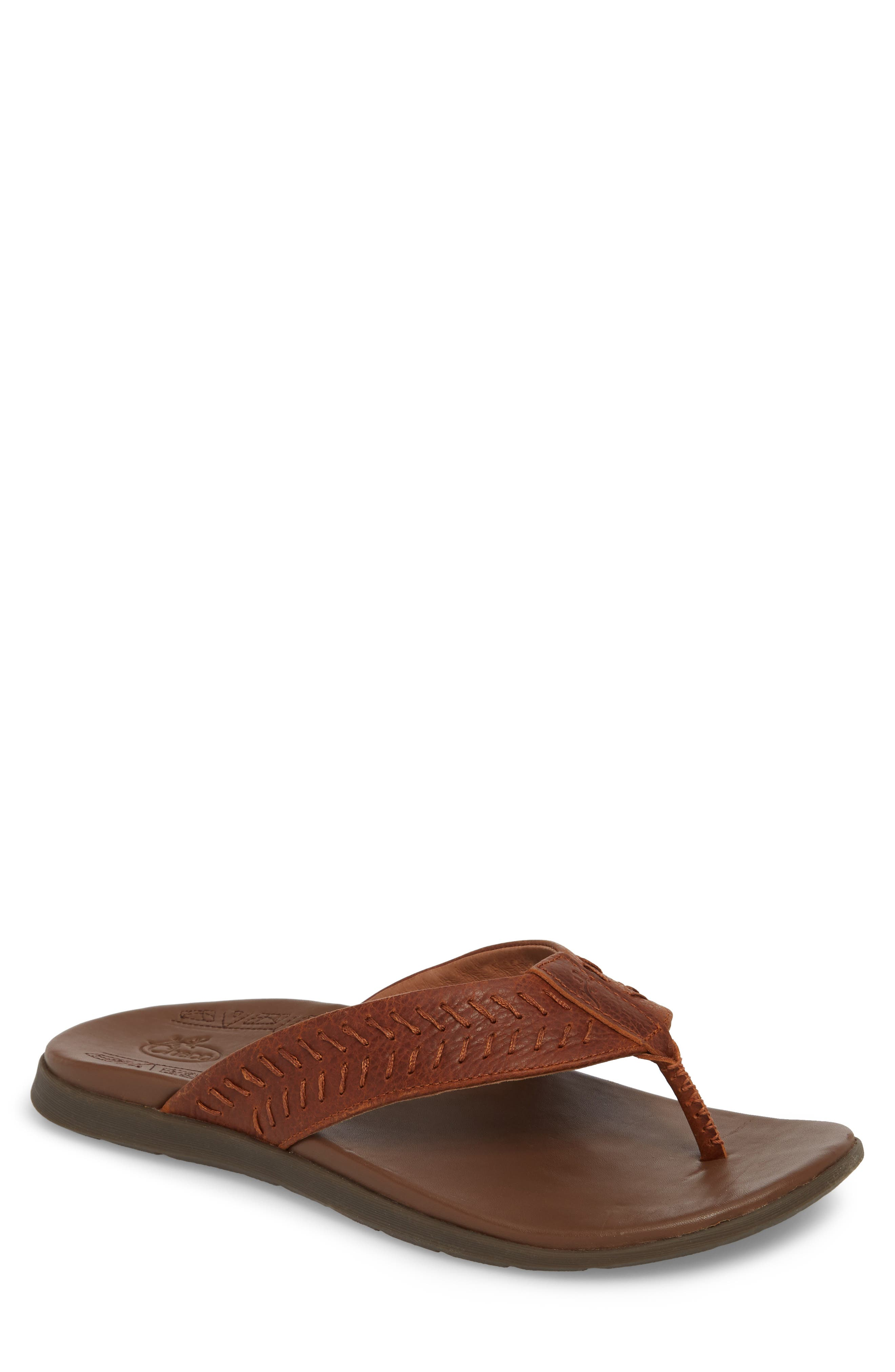 Alternate Image 1 Selected - Chaco Jackson Flip Flop (Men)