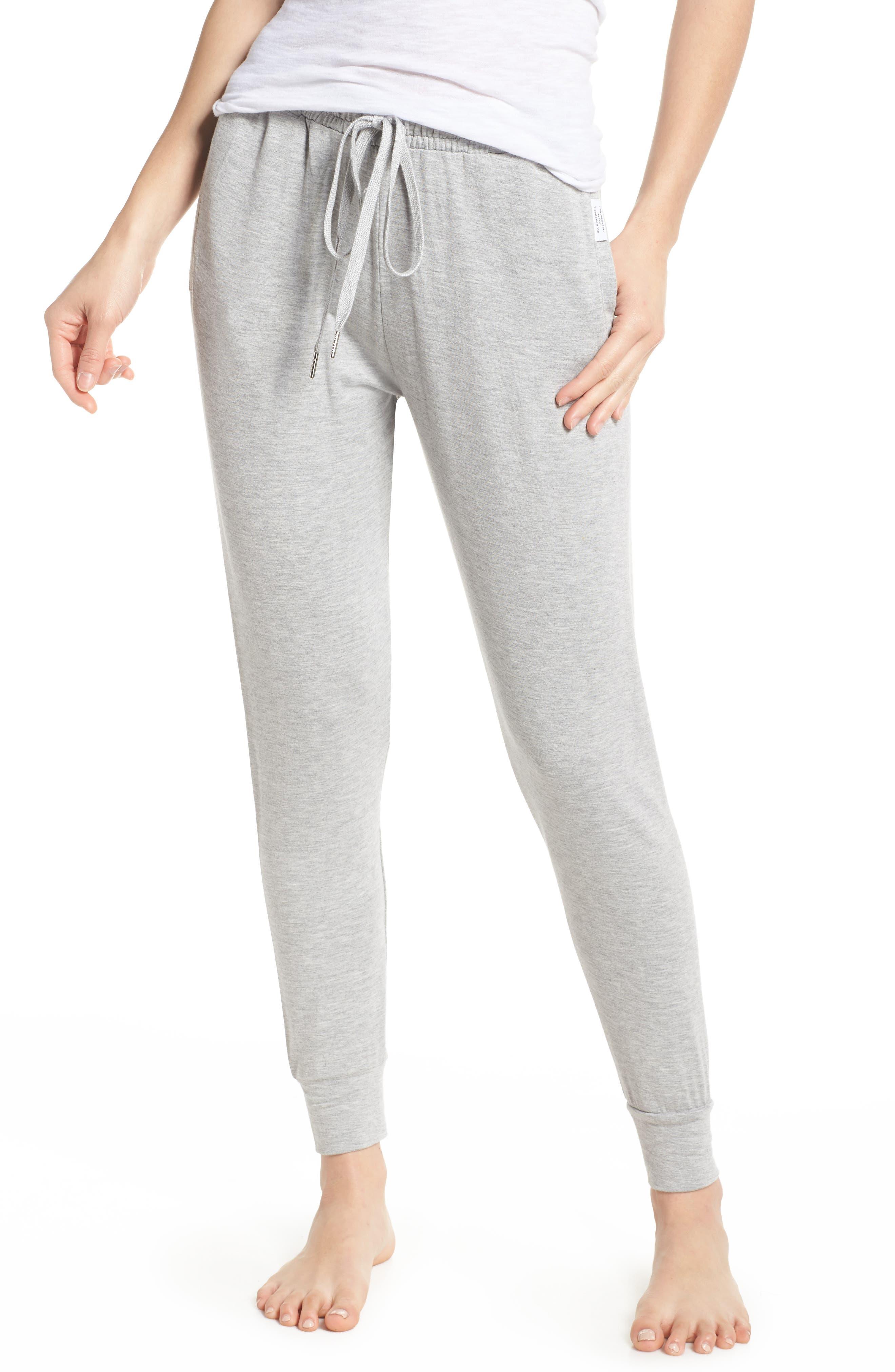 Lounge Pants,                         Main,                         color, Heather