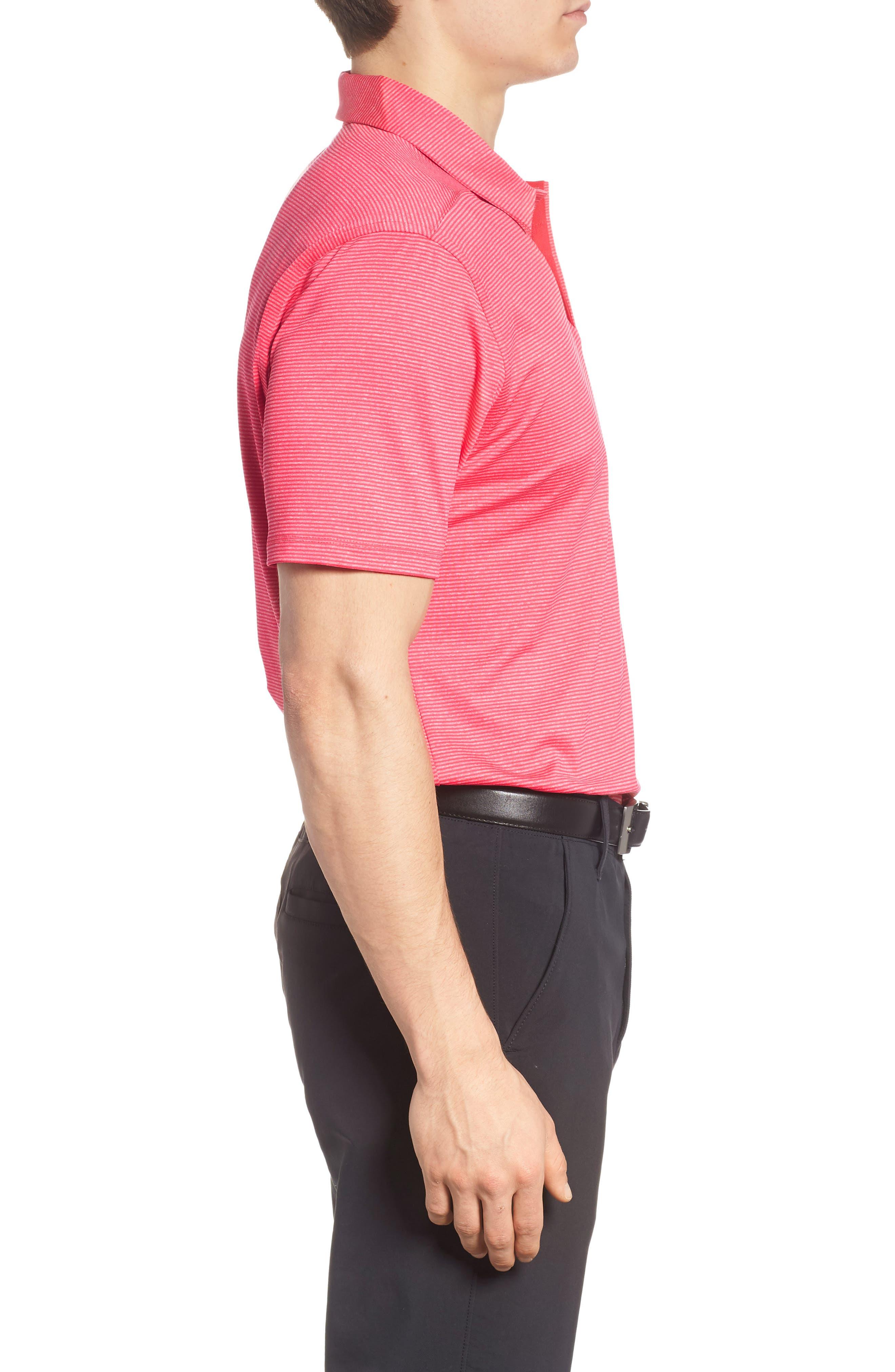 Alternate Image 3  - Nike Dry Polo Shirt