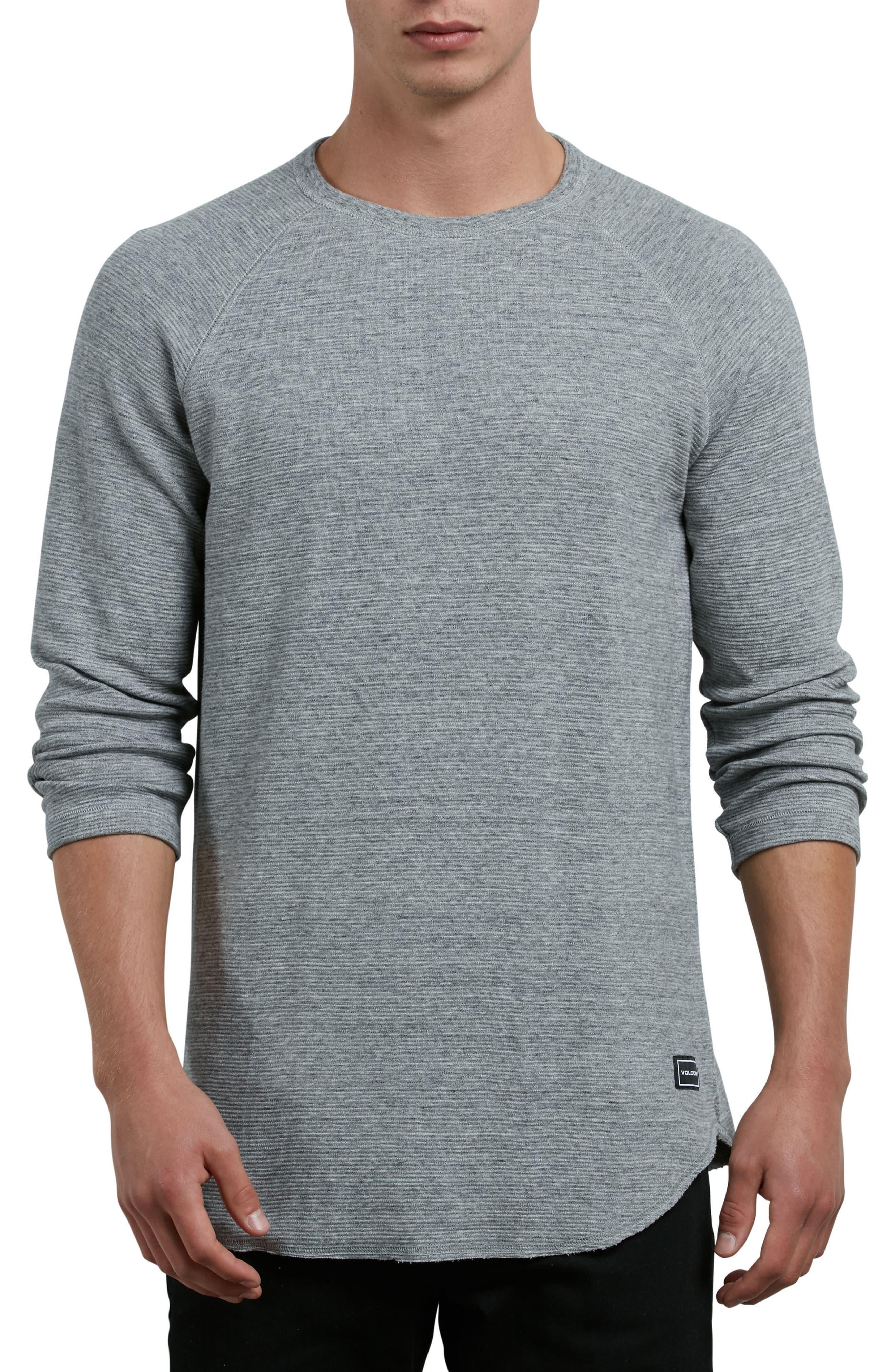 Volcom Warren Long Sleeve Stripe T-Shirt