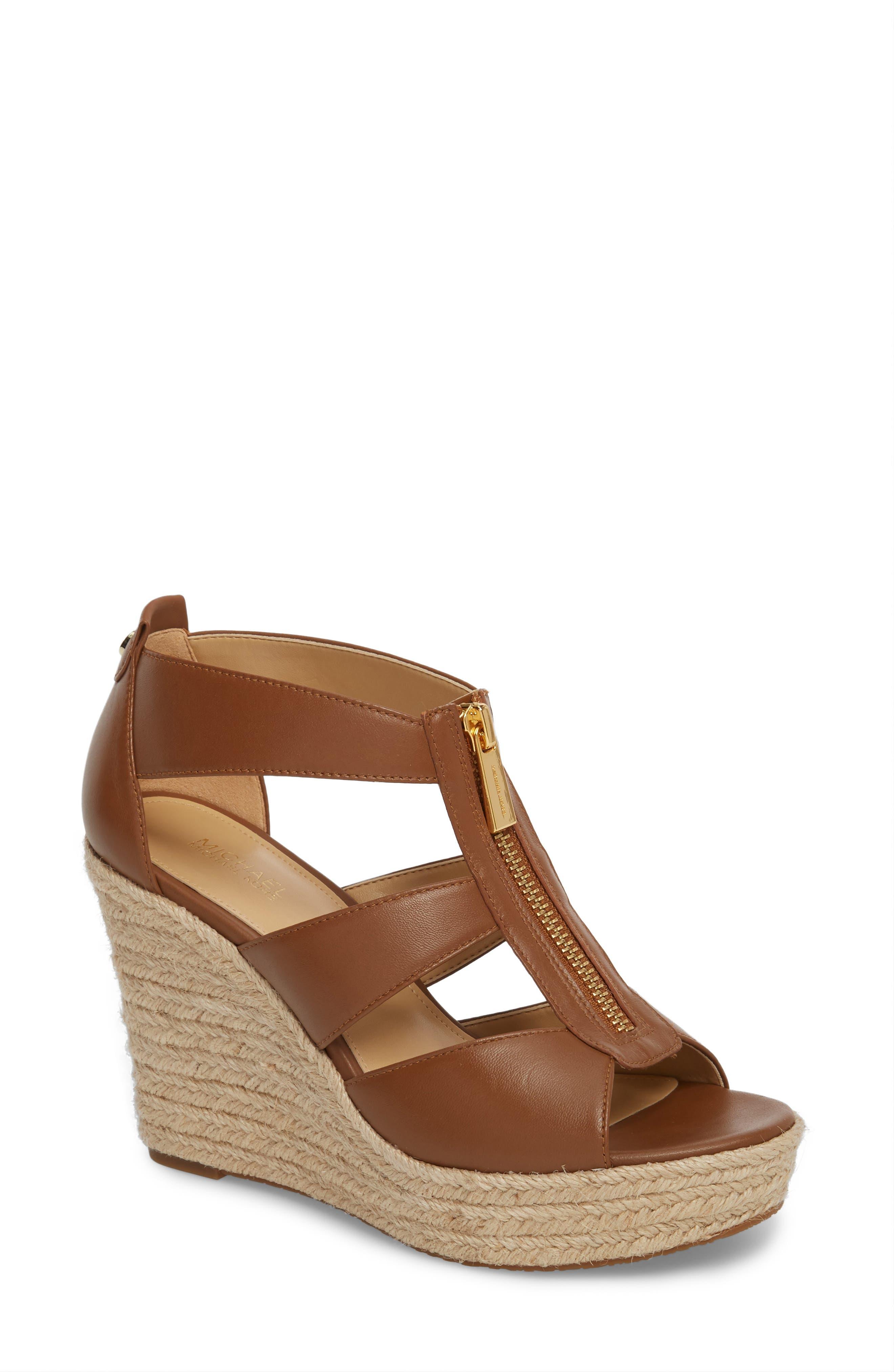 MICHAEL Michael Kors Damita Wedge Sandal Women