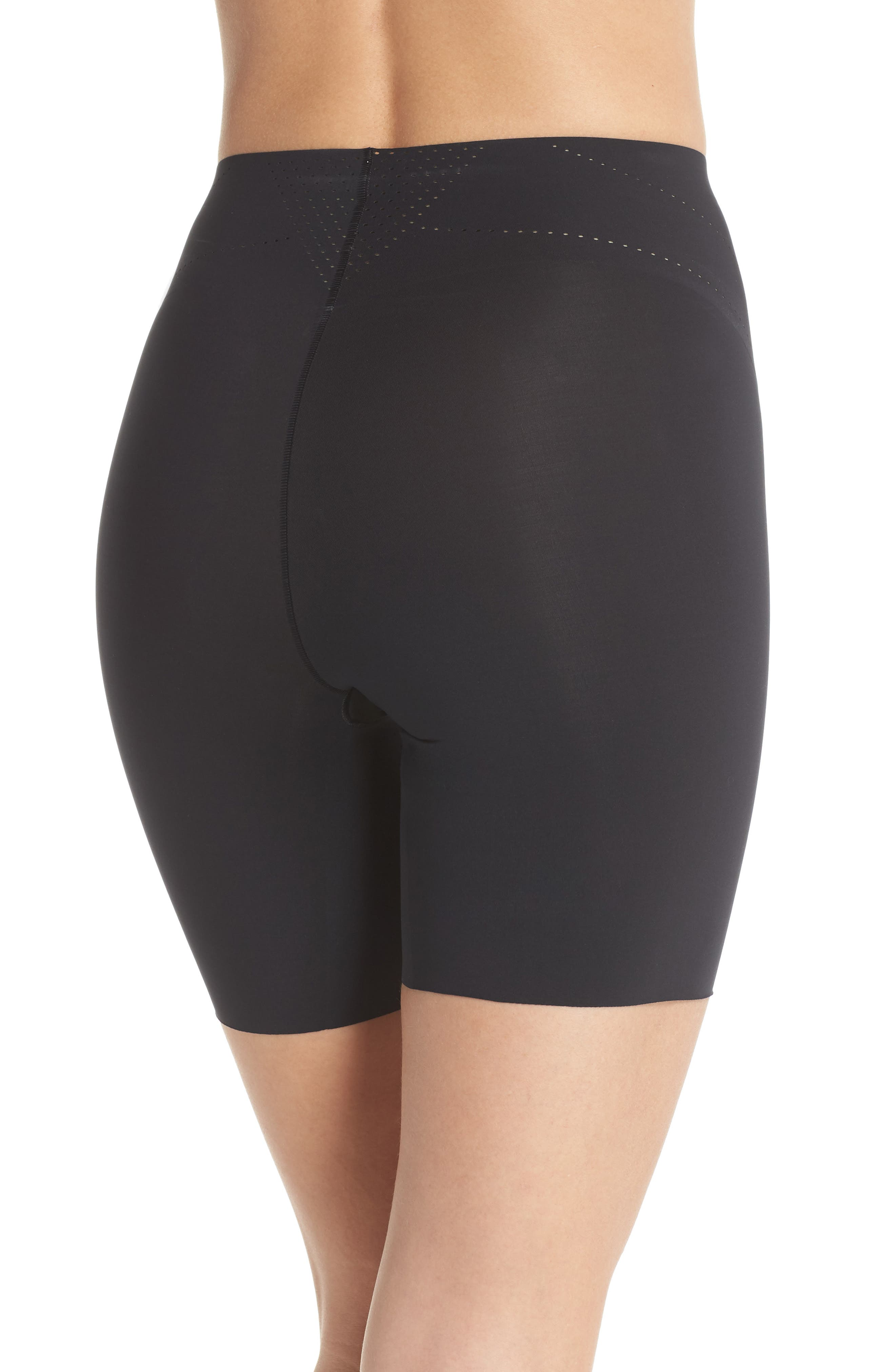 Shape Air Shaper Shorts,                             Alternate thumbnail 2, color,                             Black