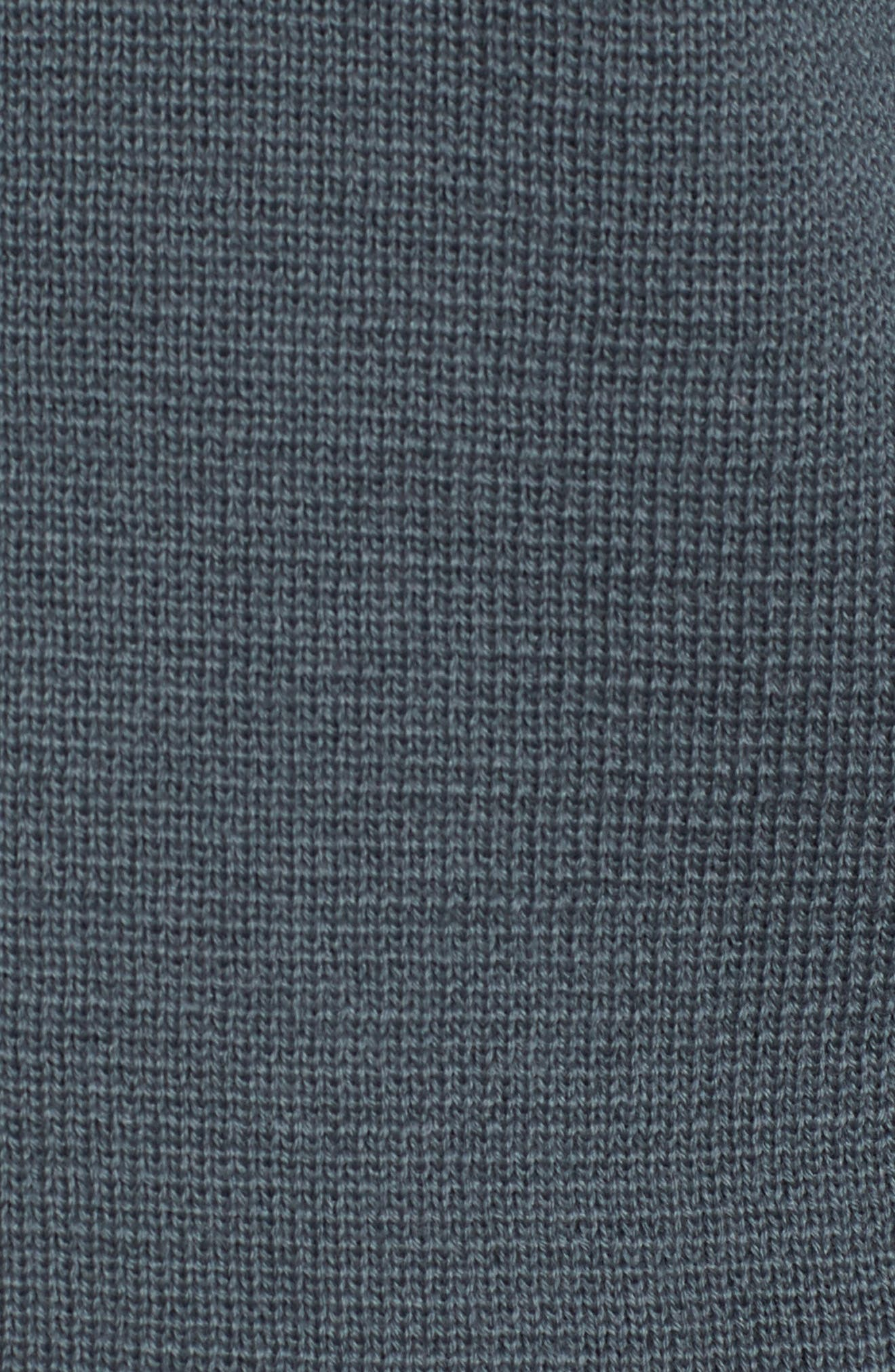 Torso Jacket,                             Alternate thumbnail 5, color,                             Uniform Grey