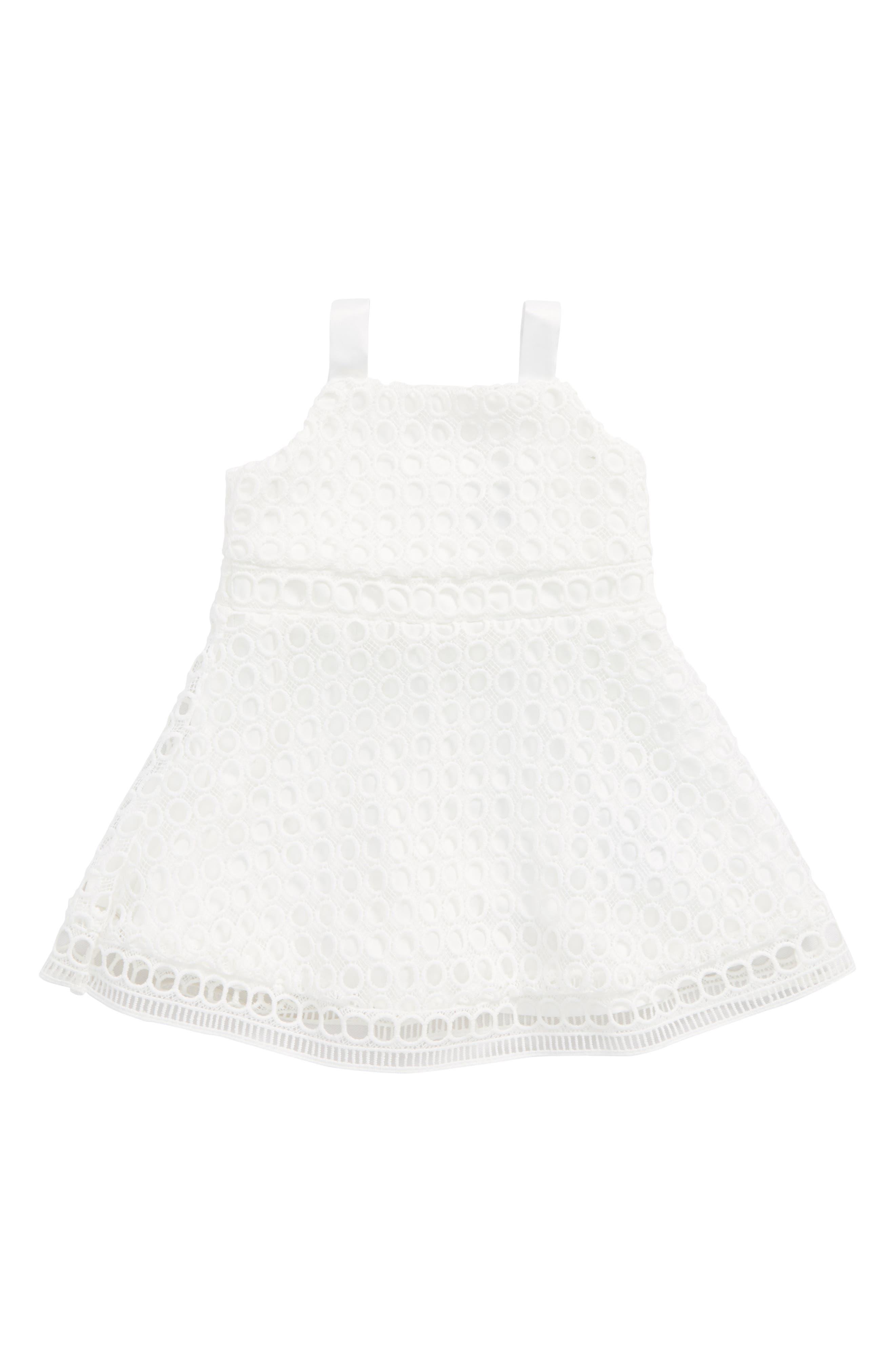 Alternate Image 1 Selected - Bardot Junior Main Event Dress (Baby Girls)