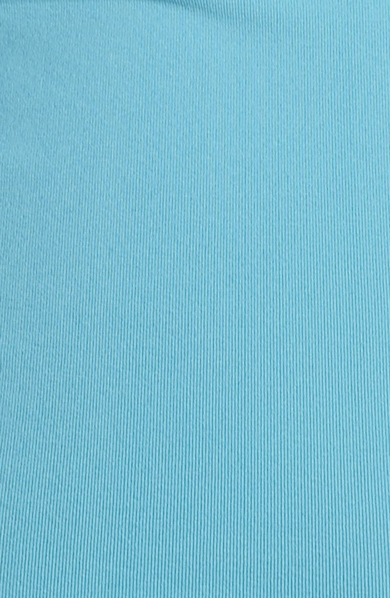 Seamless Two-Way Camisole,                             Alternate thumbnail 5, color,                             Teal Sicily