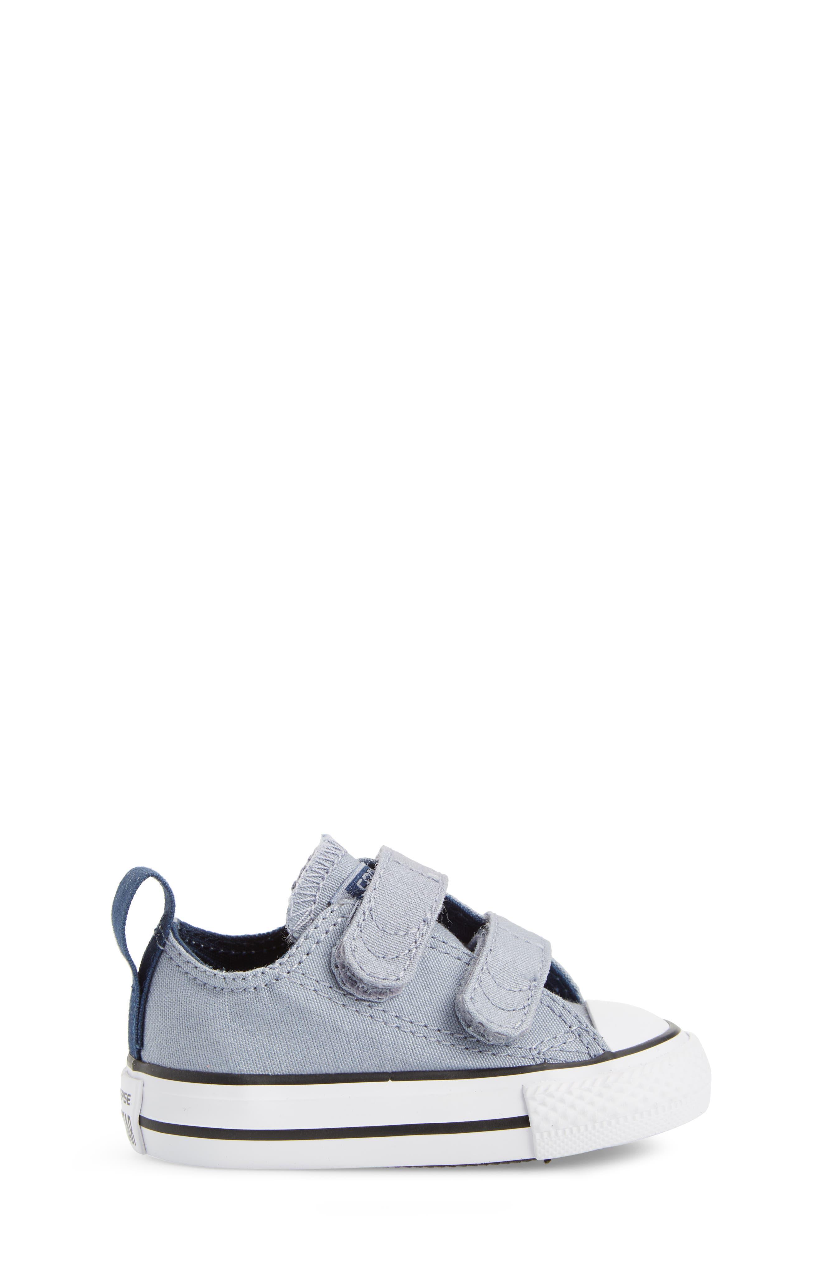 Chuck Taylor<sup>®</sup> All Star<sup>®</sup> Sneaker,                             Alternate thumbnail 3, color,                             Glacier Grey