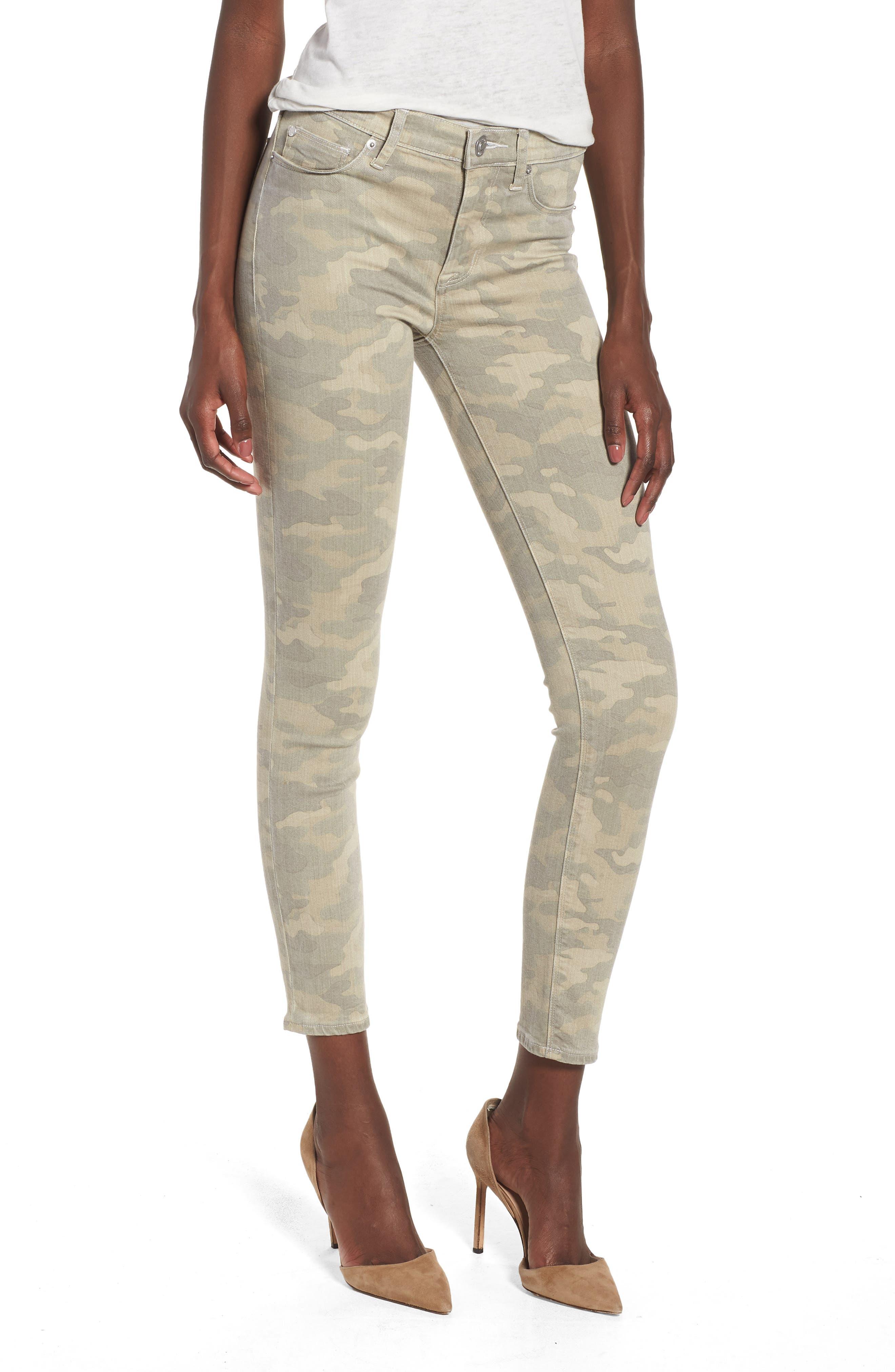 Alternate Image 1 Selected - Hudson Jeans 'Nico' Ankle Skinny Jeans