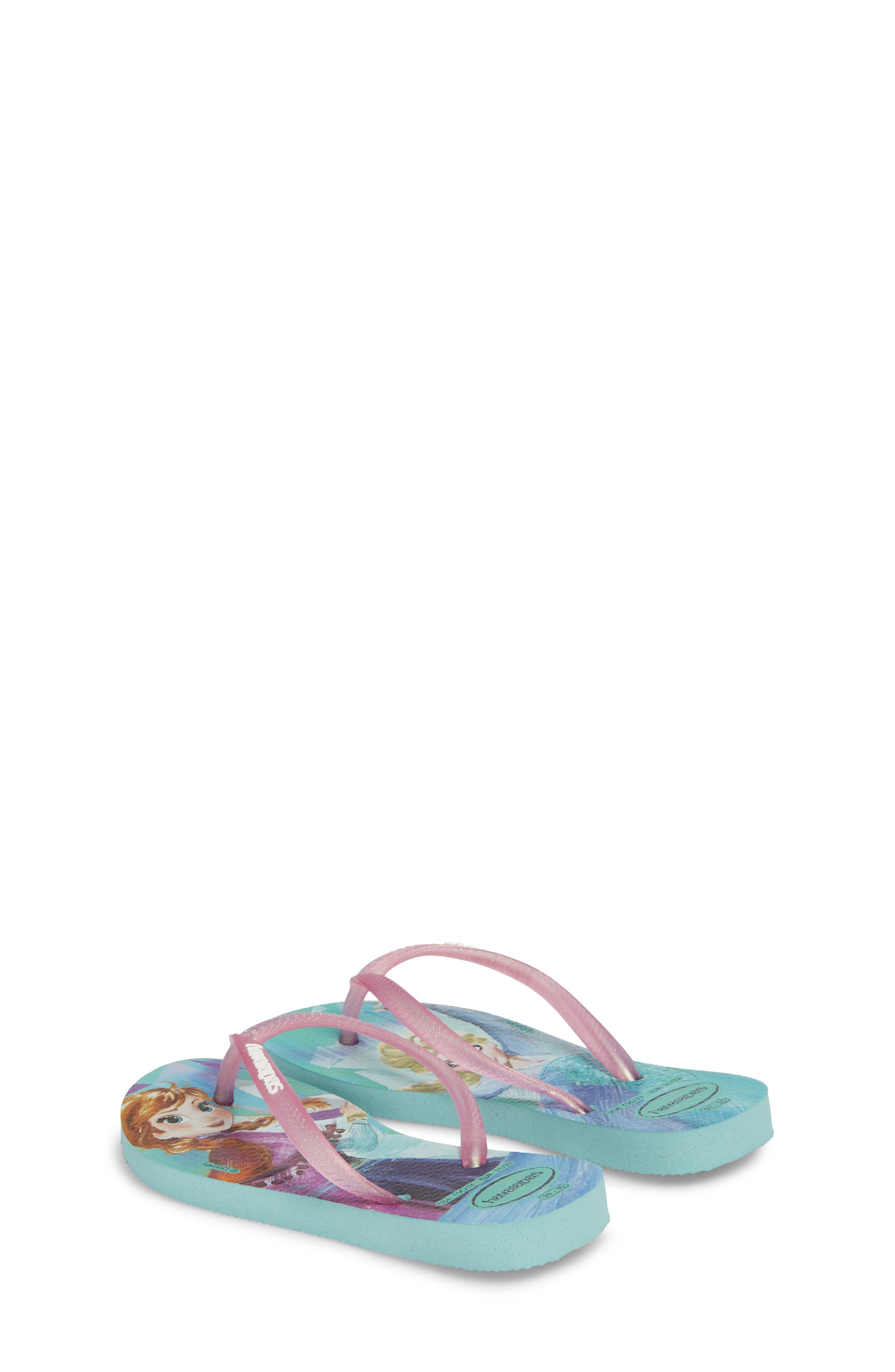 Alternate Image 2  - Havaianas Slim Frozen Flip Flop (Toddler & Little Kid)