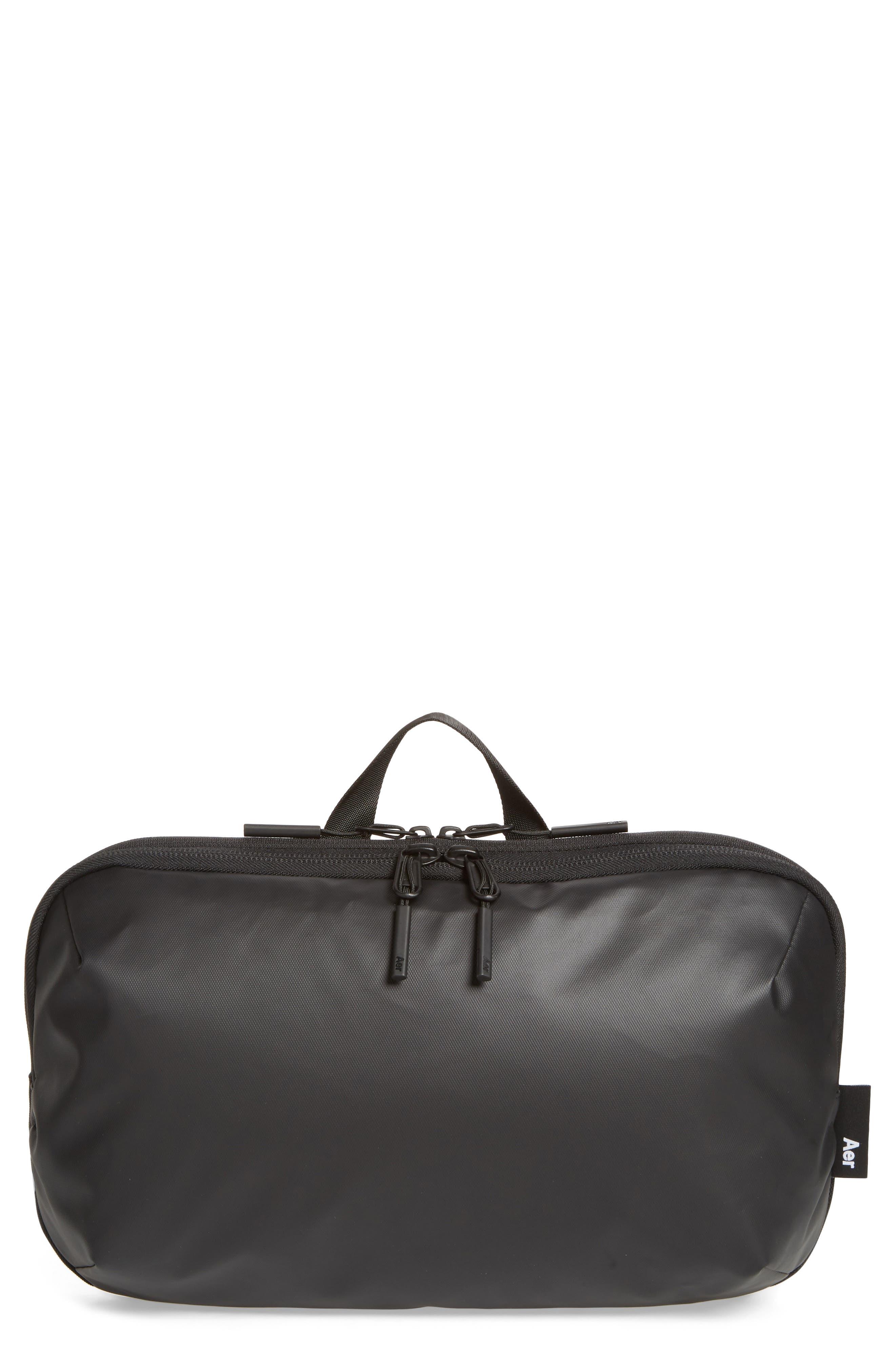 Tech Sling Bag,                             Main thumbnail 1, color,                             Black