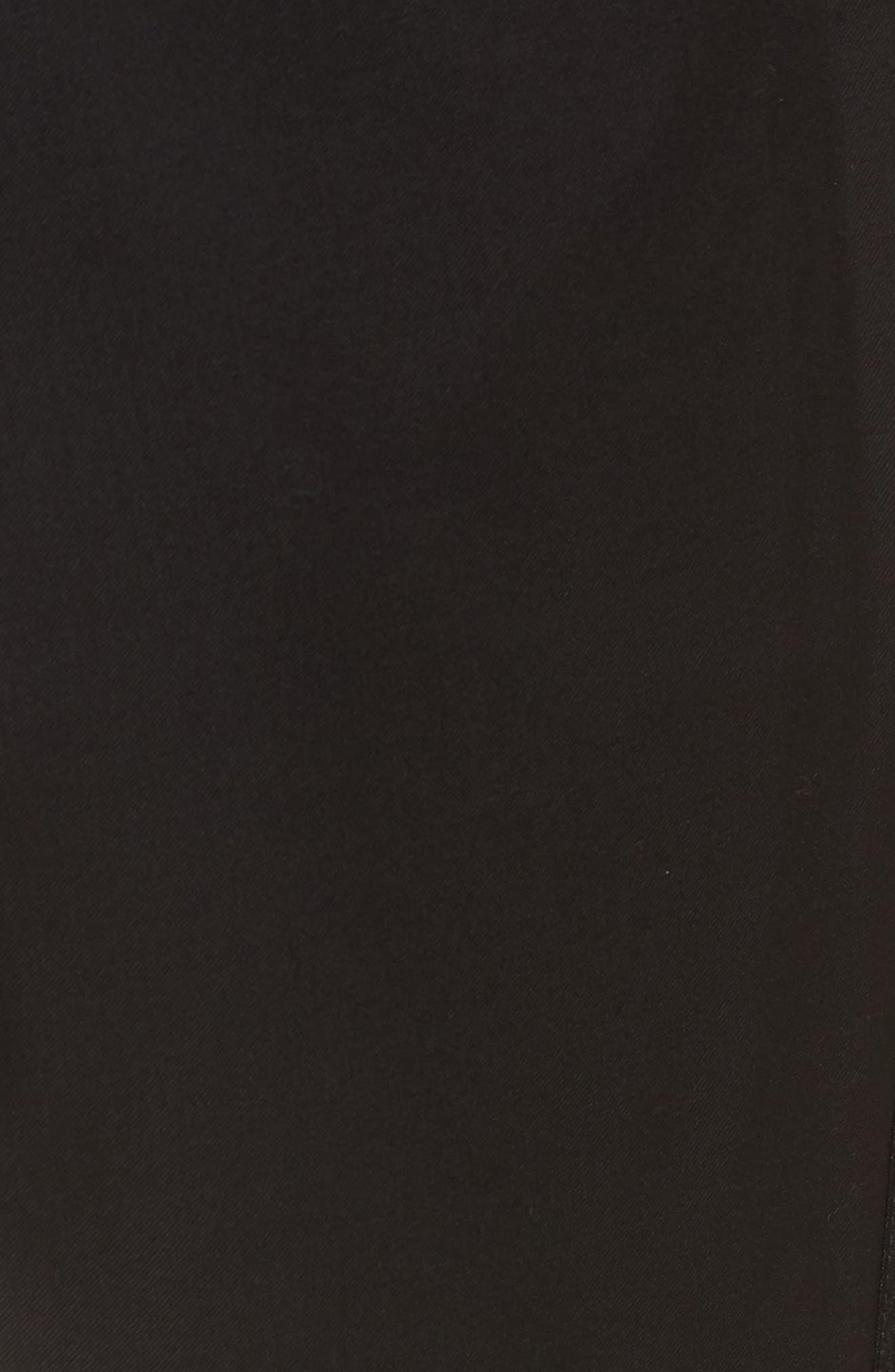Alternate Image 5  - BOSS Gilan CYL Flat Front Wool Trousers